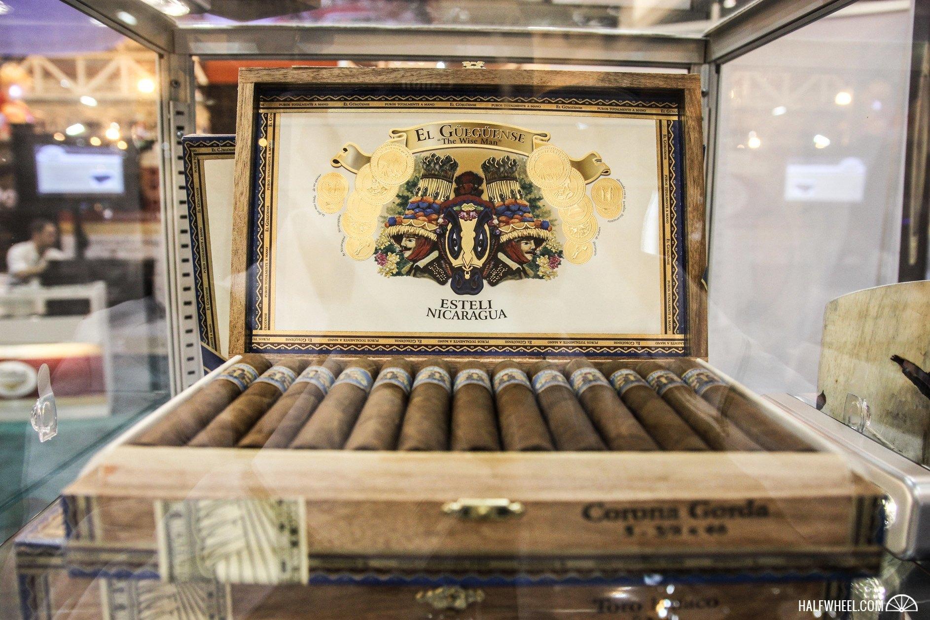 Foundation Cigar Co El Gueguense