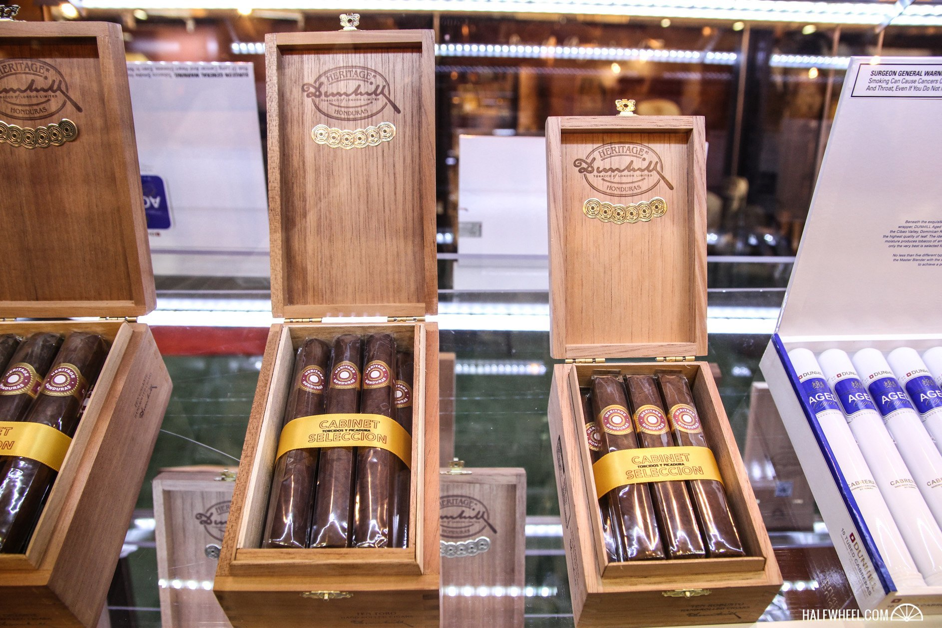 General Cigar Dunhill Heritage
