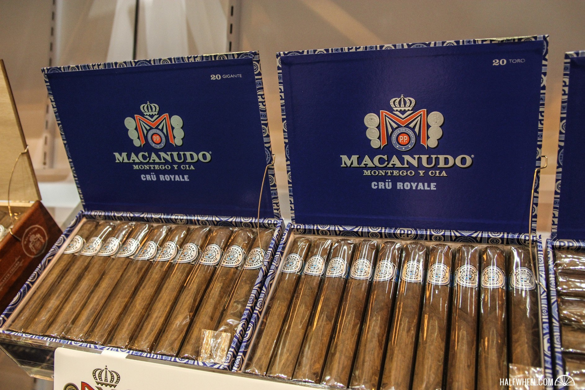 General Cigars Macanudo Cru Royale rebrand