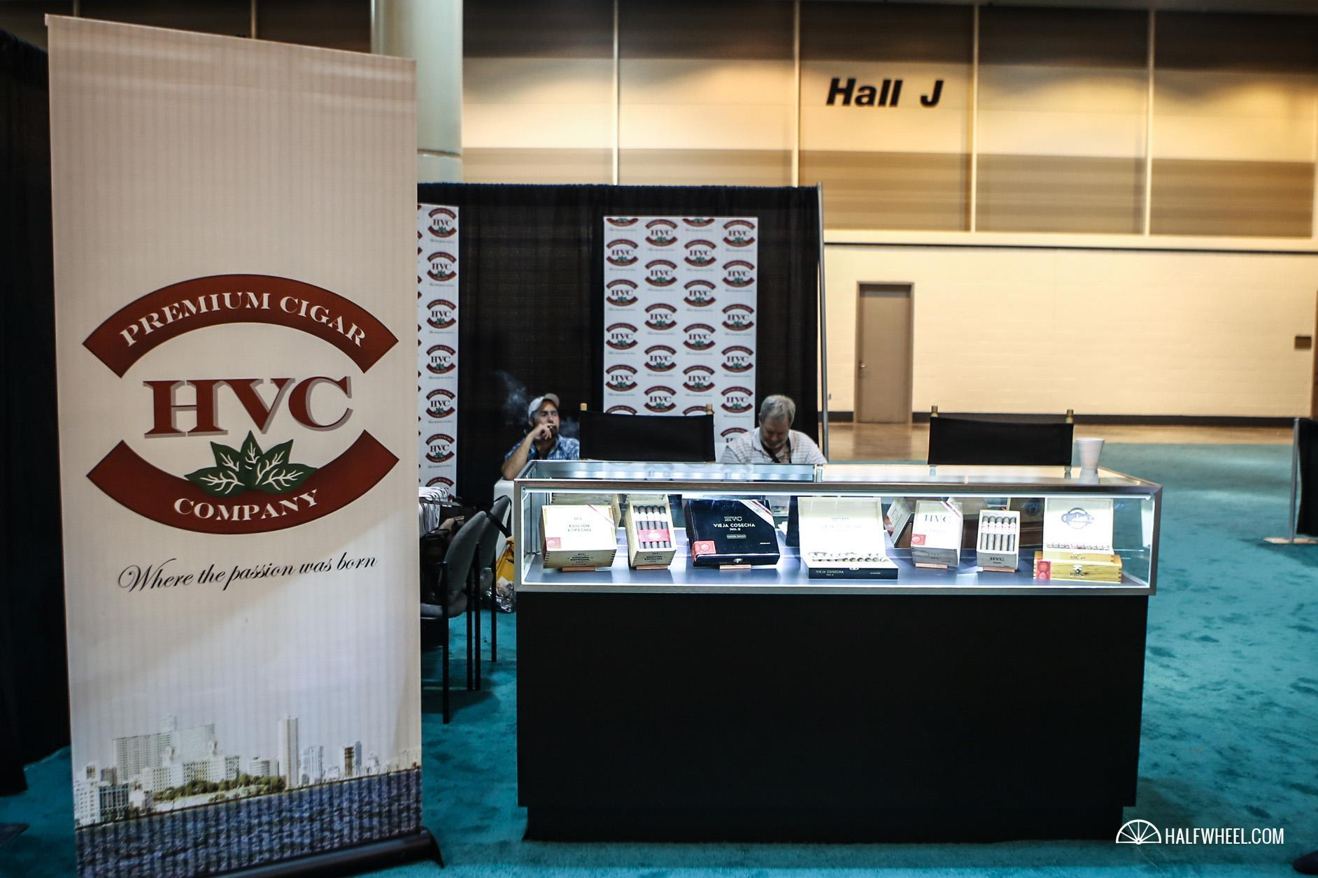 HVC Booth IPCPR 2015