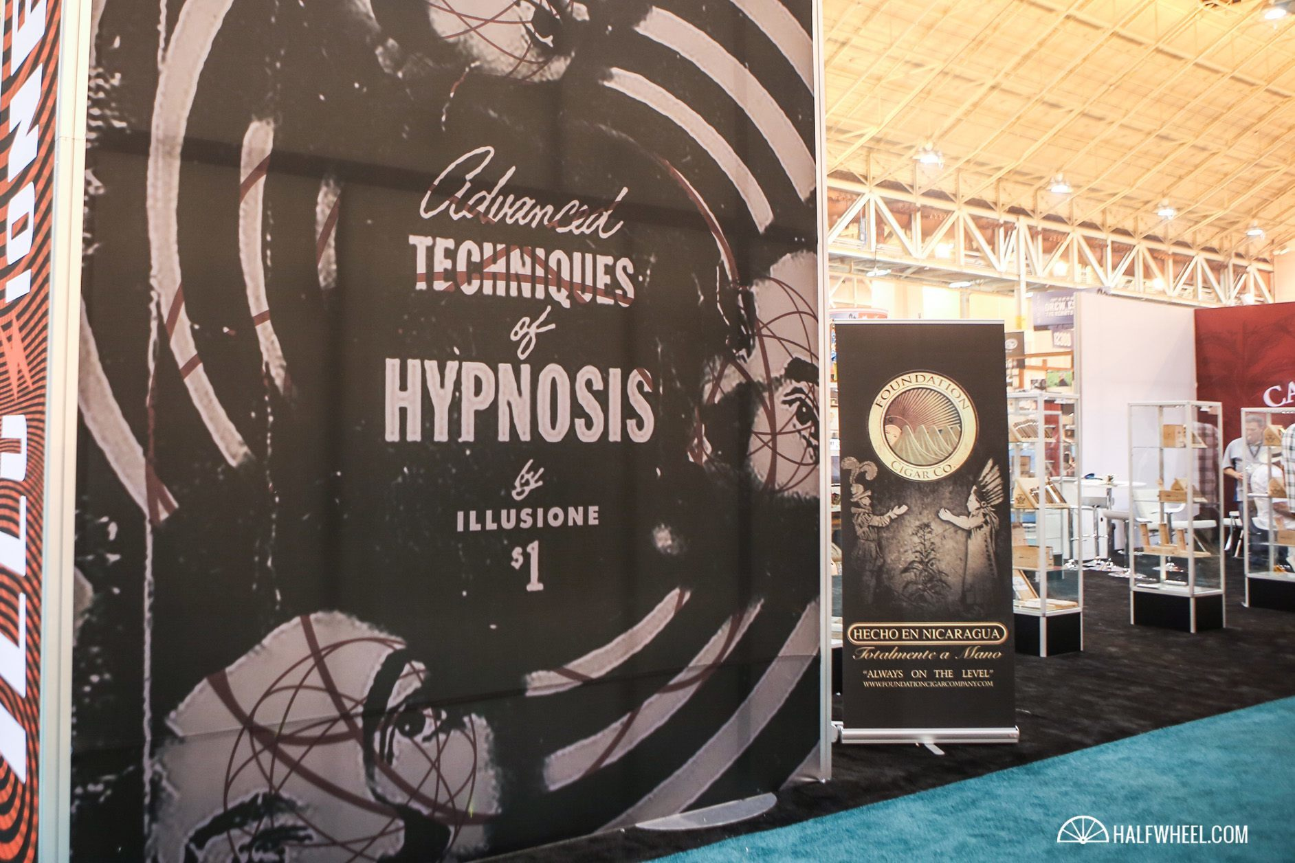 Illusione booth IPCPR 2015