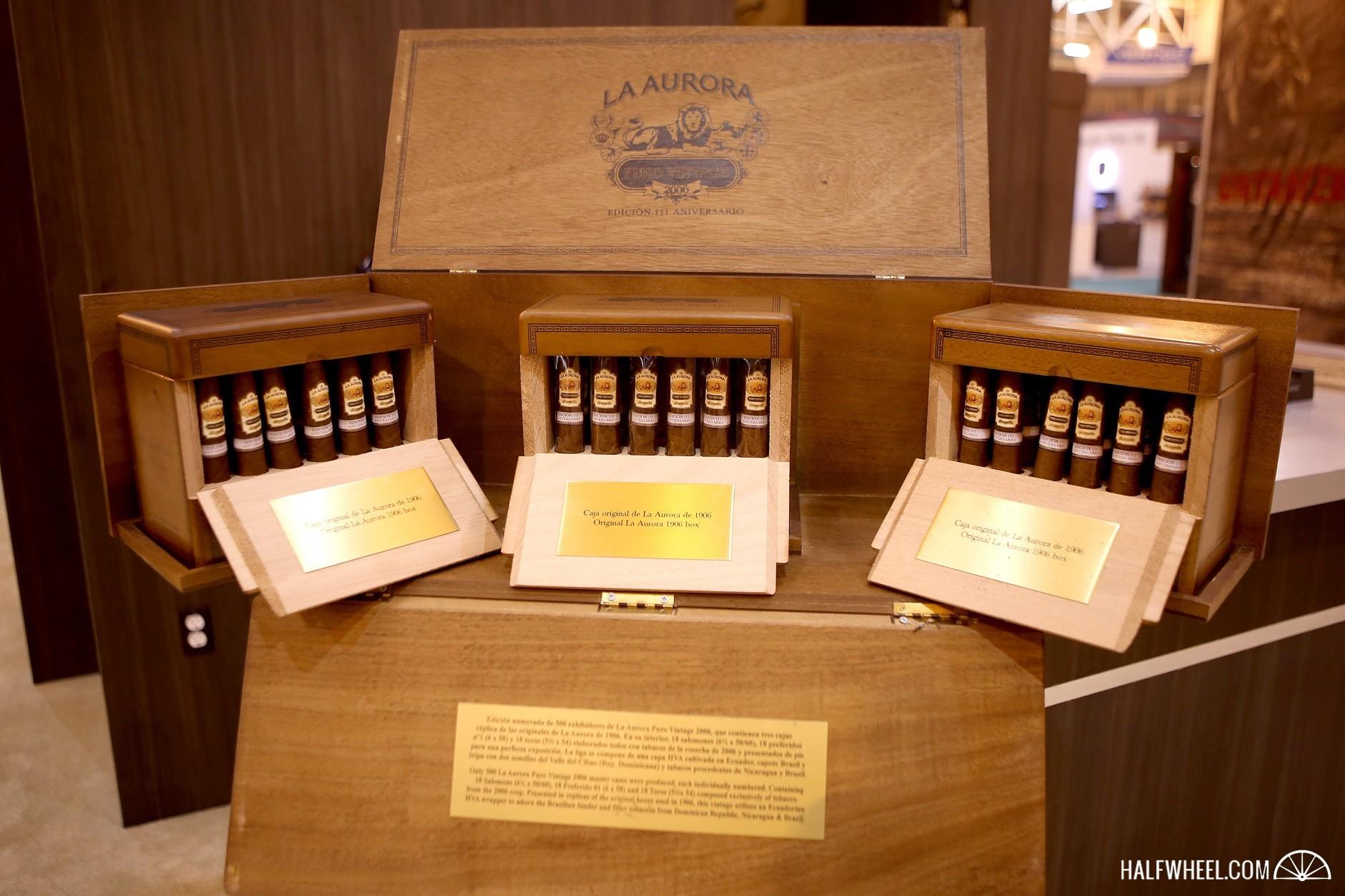 La Aurora Puro Vintage Humidor