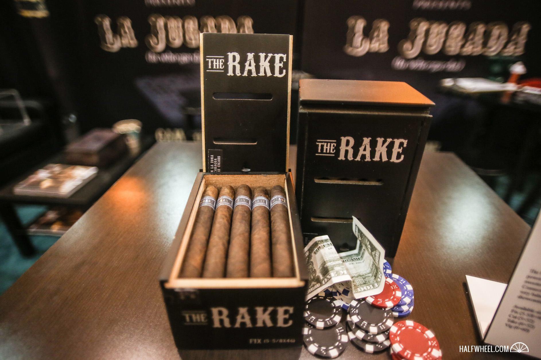 MoyaRuiz Cigars The Rake