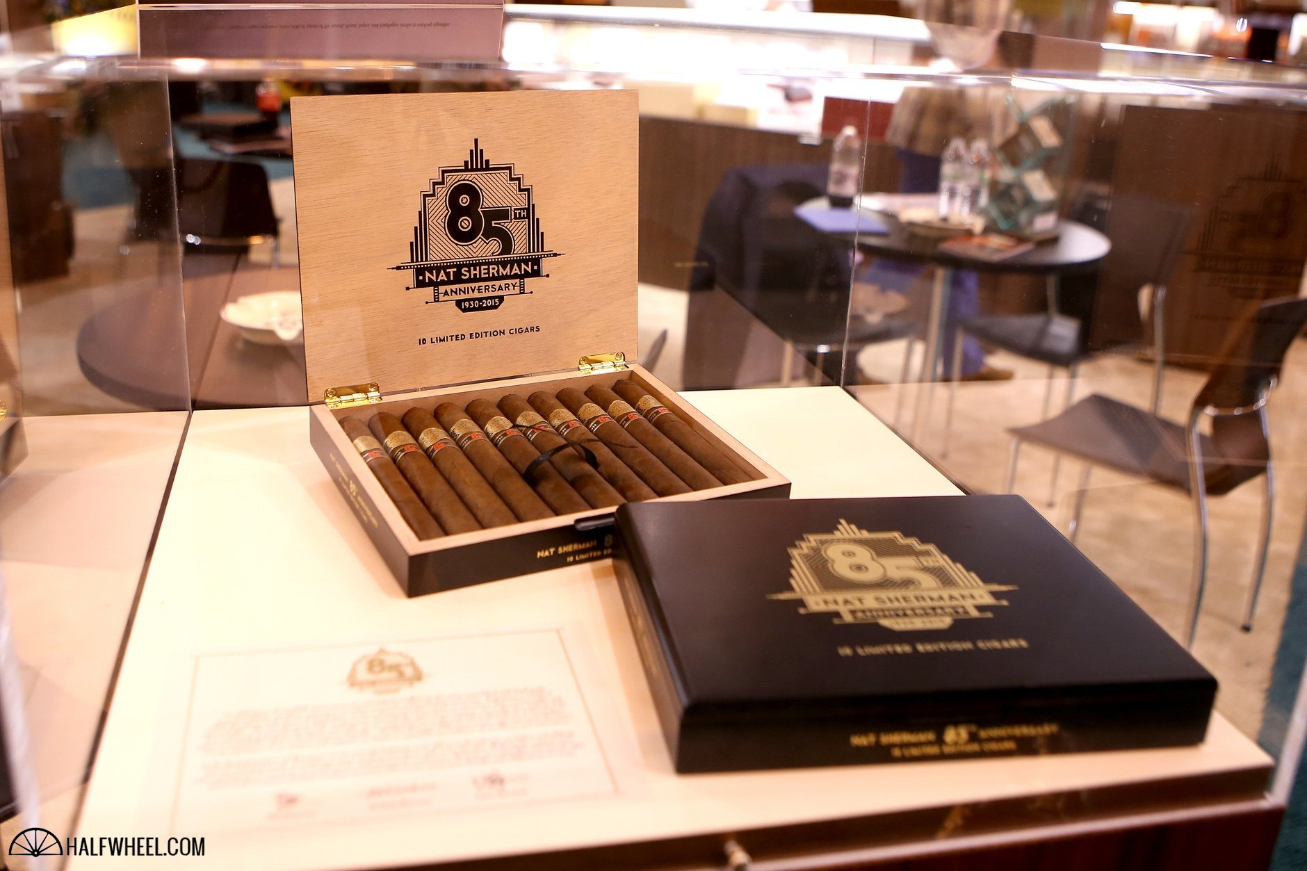Nat Sherman 85th