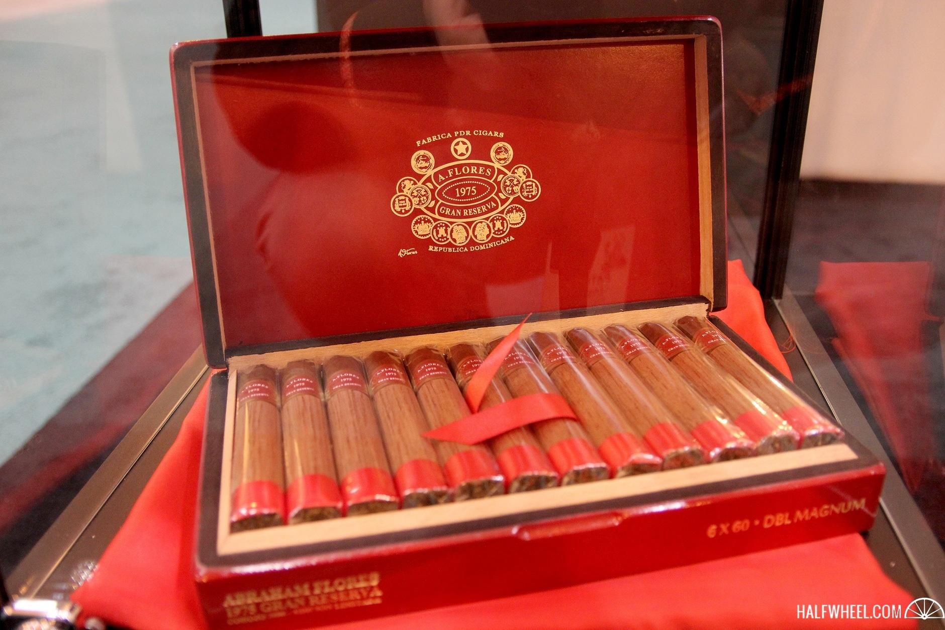 PDR Cigars A Flores Gran Reserva DBL Magnum