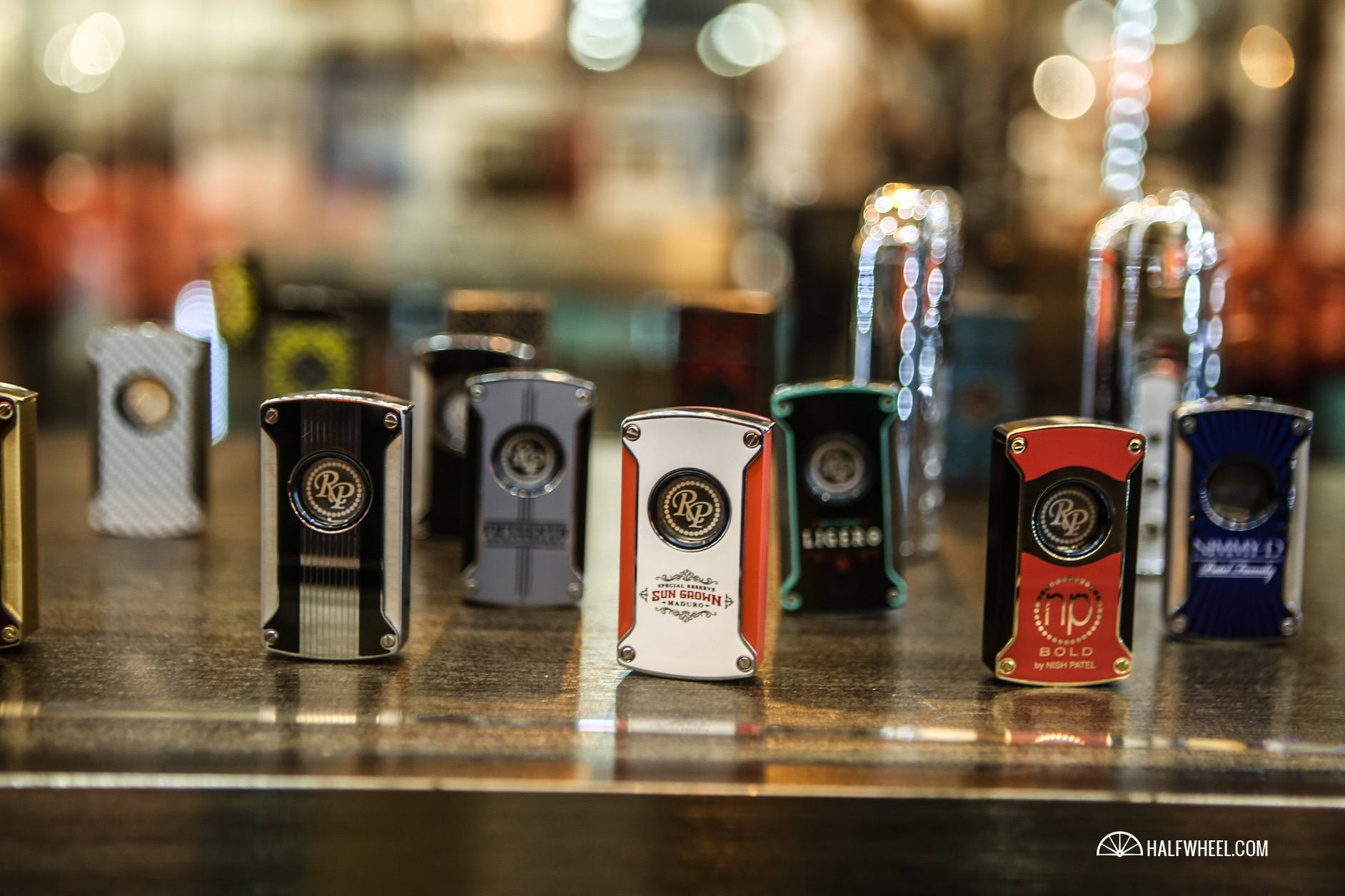 Rocky Patel Laser Lighters 2015