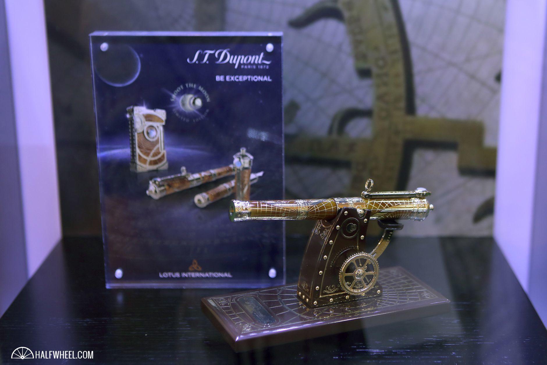 S.T. Dupont Shoot the Moon Canon Pen