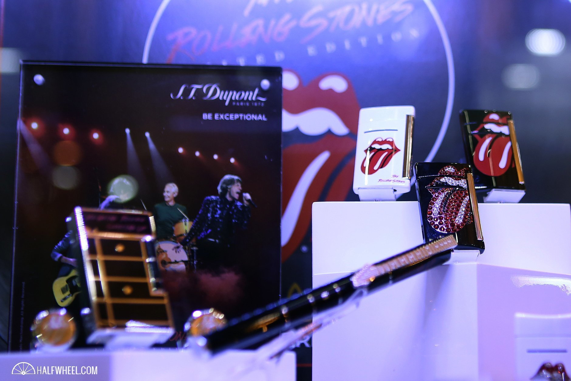 S.T. Dupont The Rolling Stones