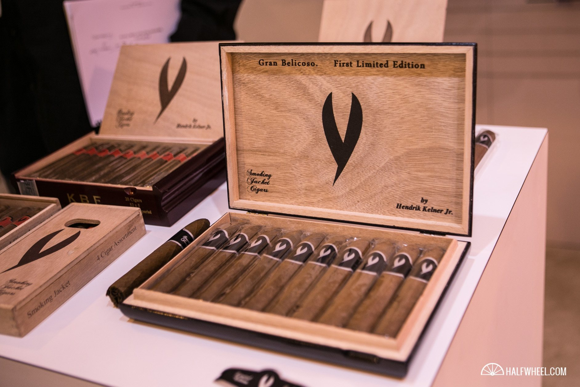 Smoking Jacket Limited Edition 1