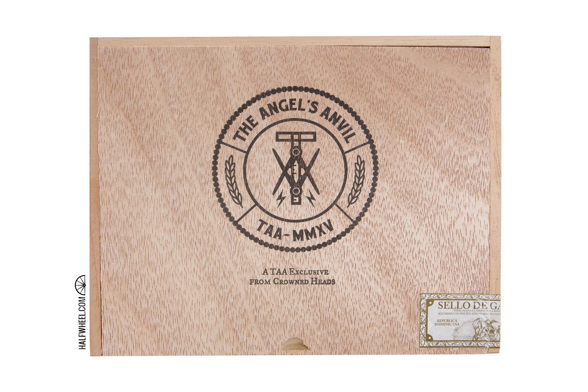 The Angel's Anvil 2015 Box 1