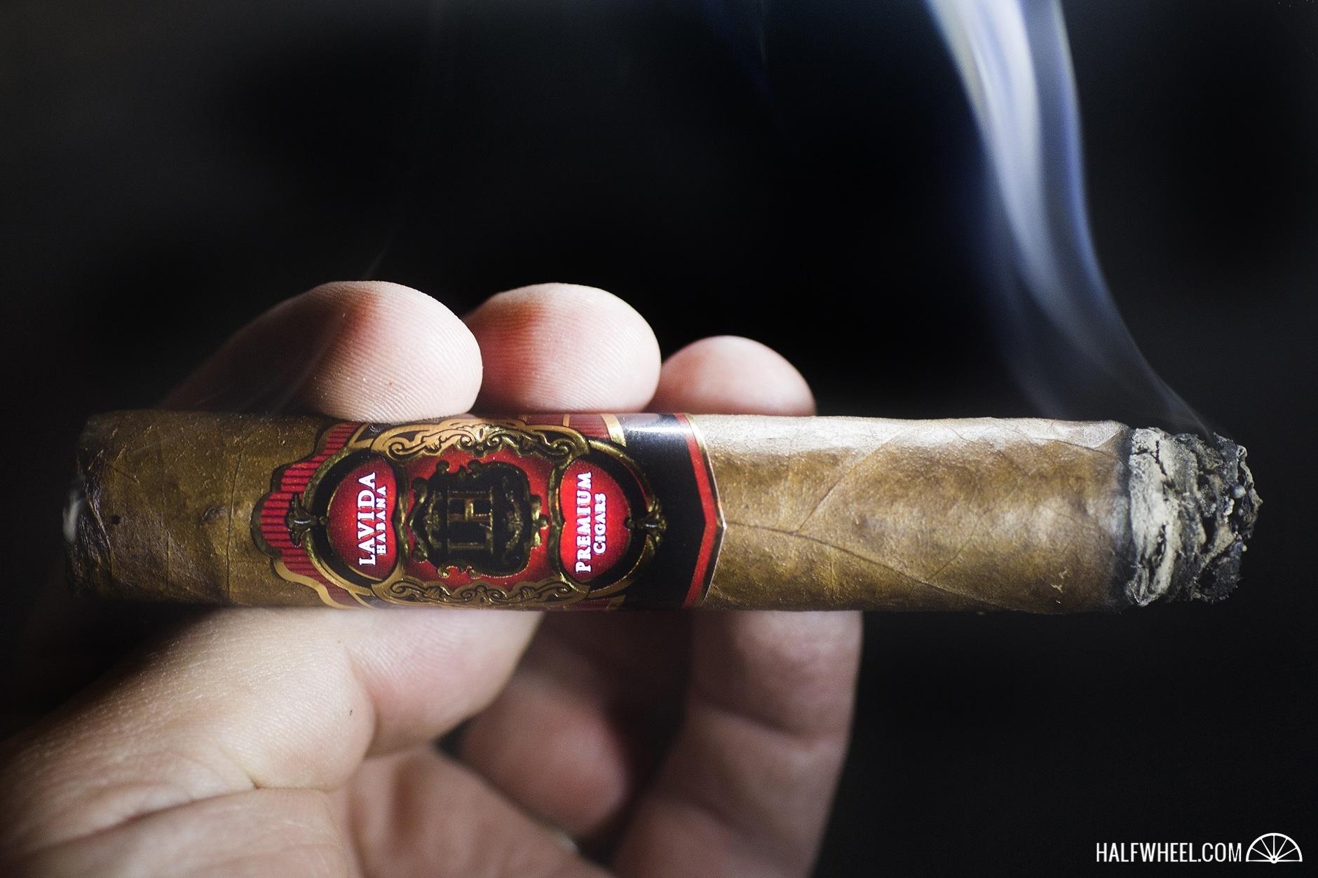 LH Cigars Colorado Robusto 4