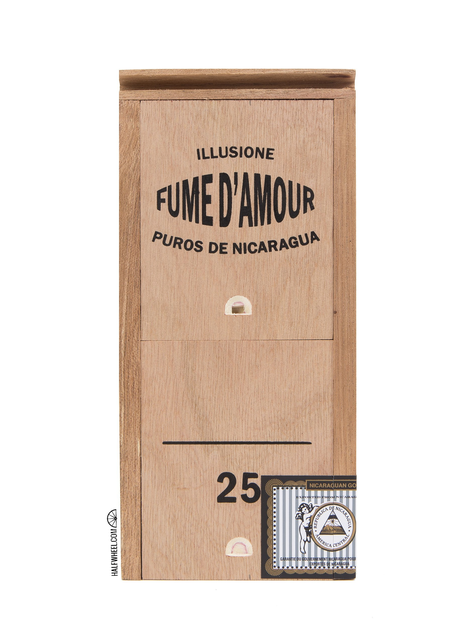 Illusione Fume D'Amour Juniperos Box 1