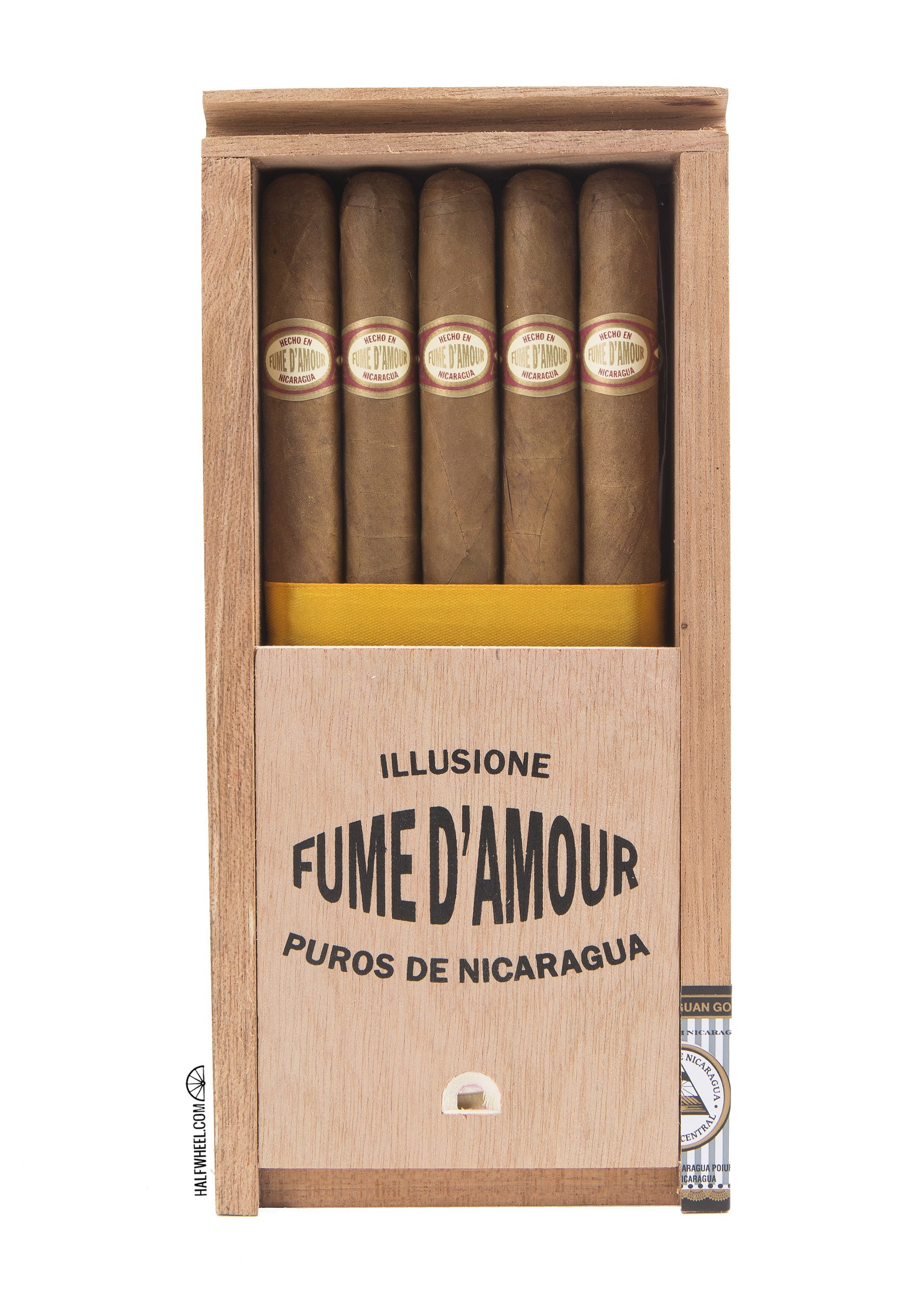 Illusione Fume D'Amour Juniperos Box 2