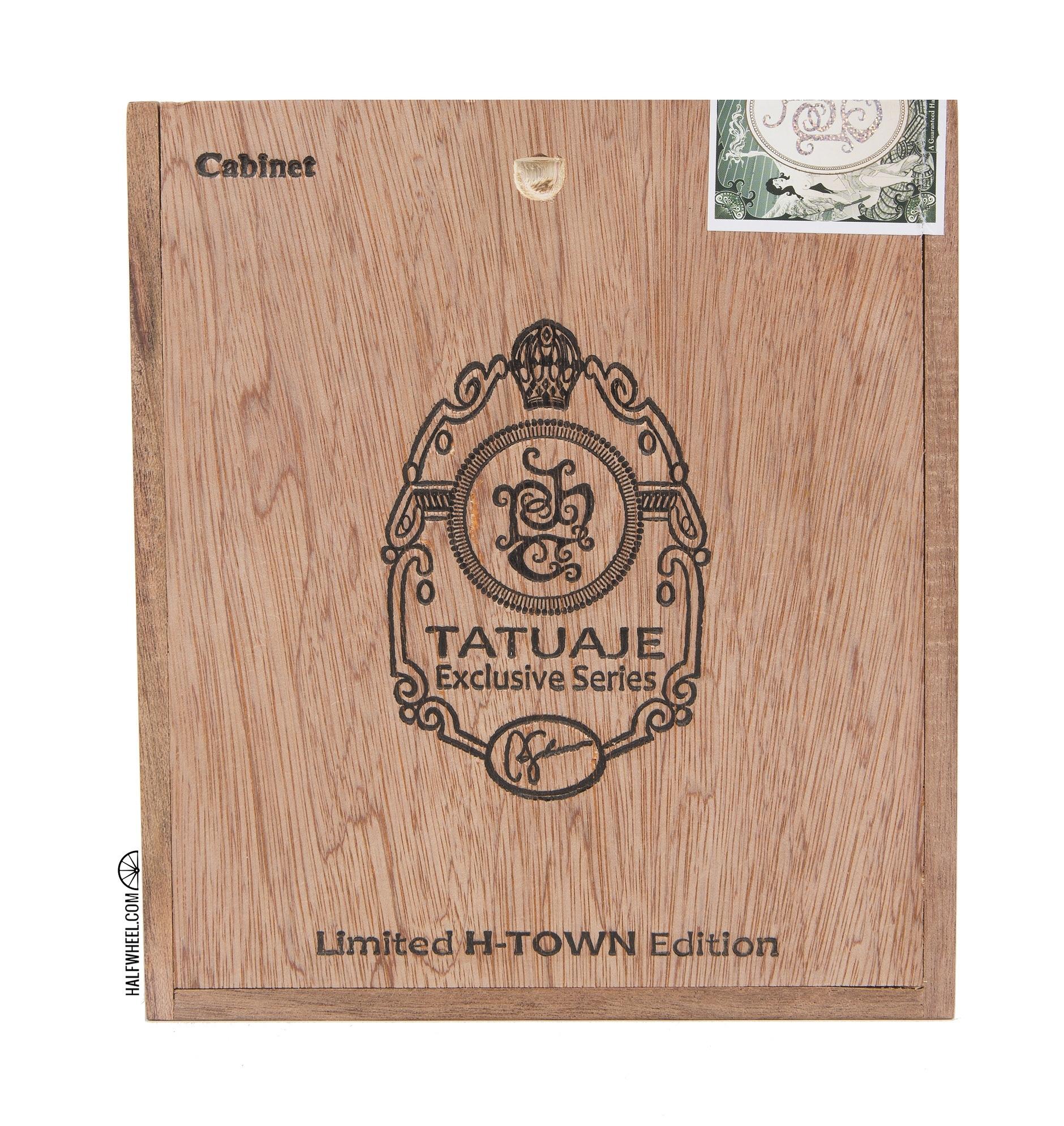 Tatuaje H-Town Lancero Box 1