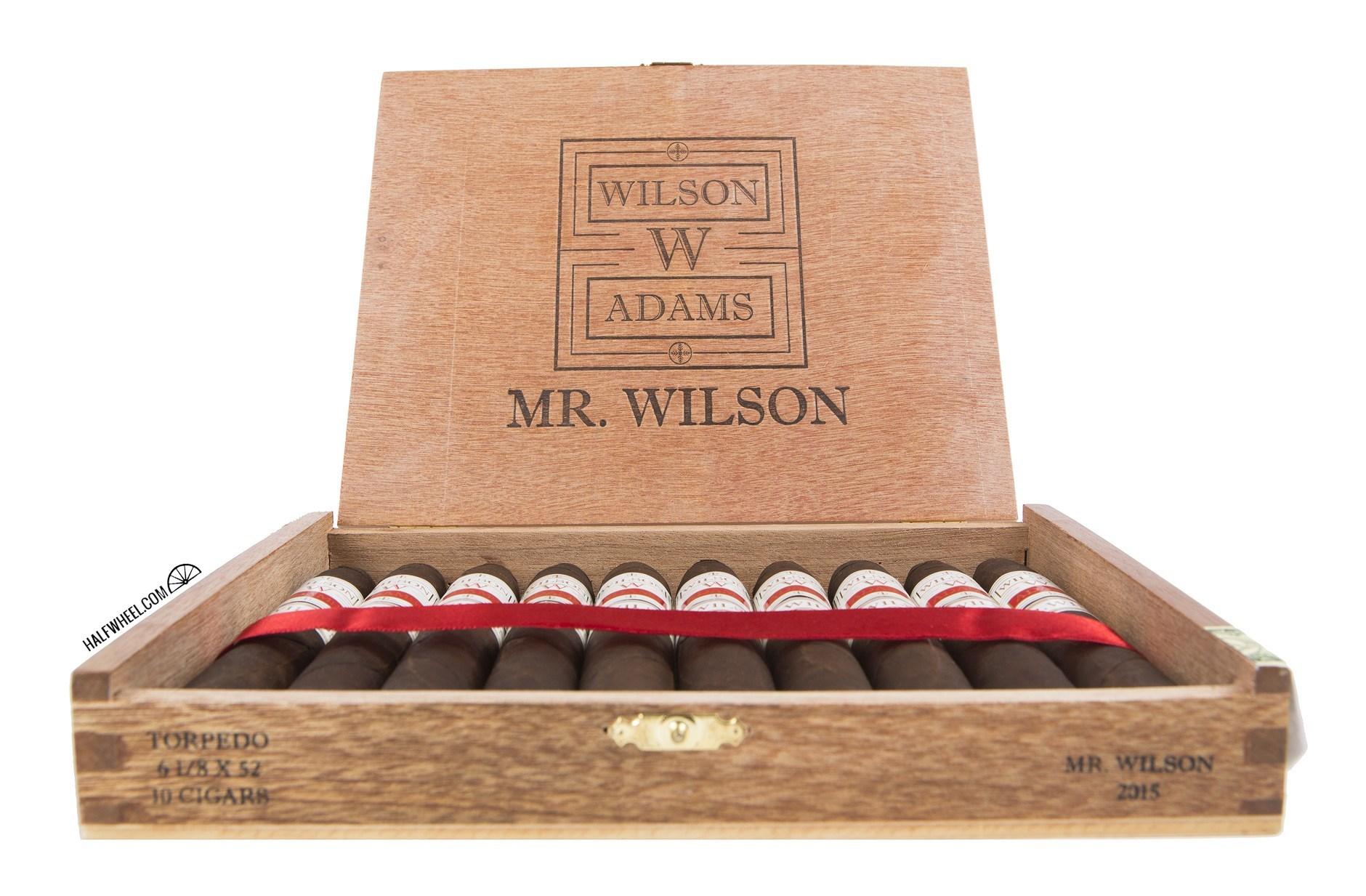 Wilson Adams Mr. Wilson Box 2