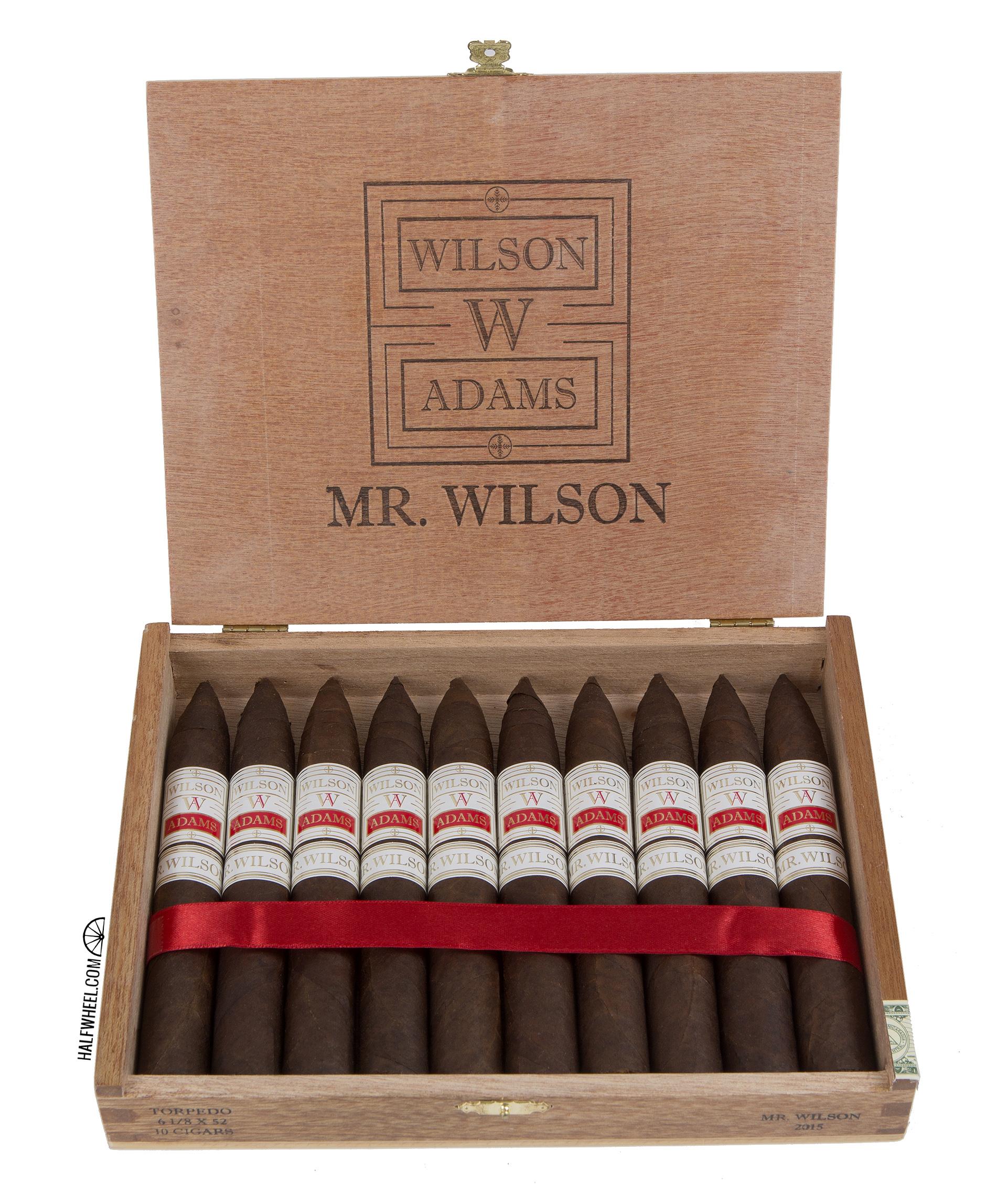 Wilson Adams Mr. Wilson Box 3