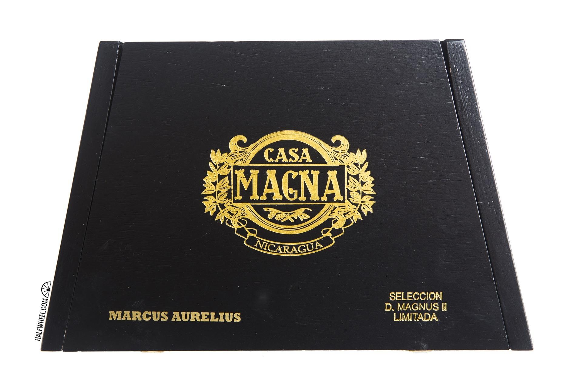 Casa Magna D. Magnus II Marcus Aurelius Box 1