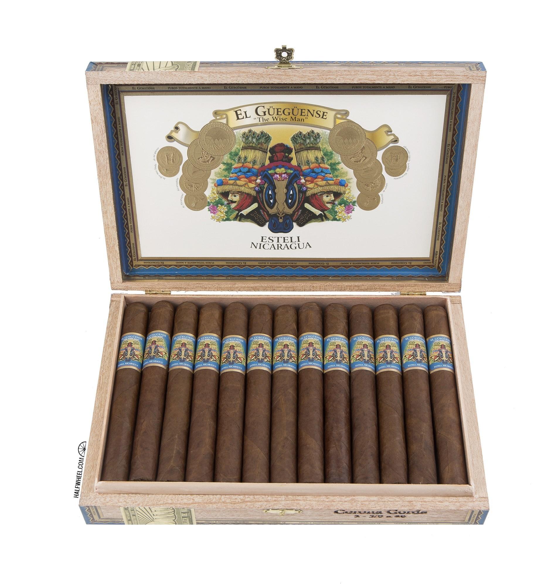 El Gueguense Corona Gorda Box 2