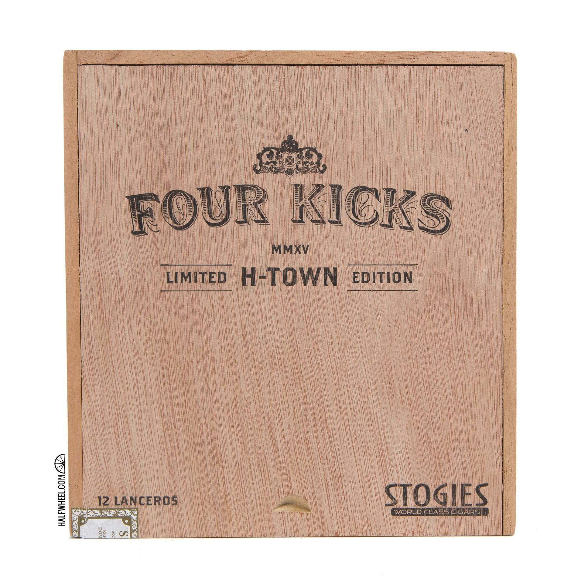 Four Kicks H-Town Lancero Box 1