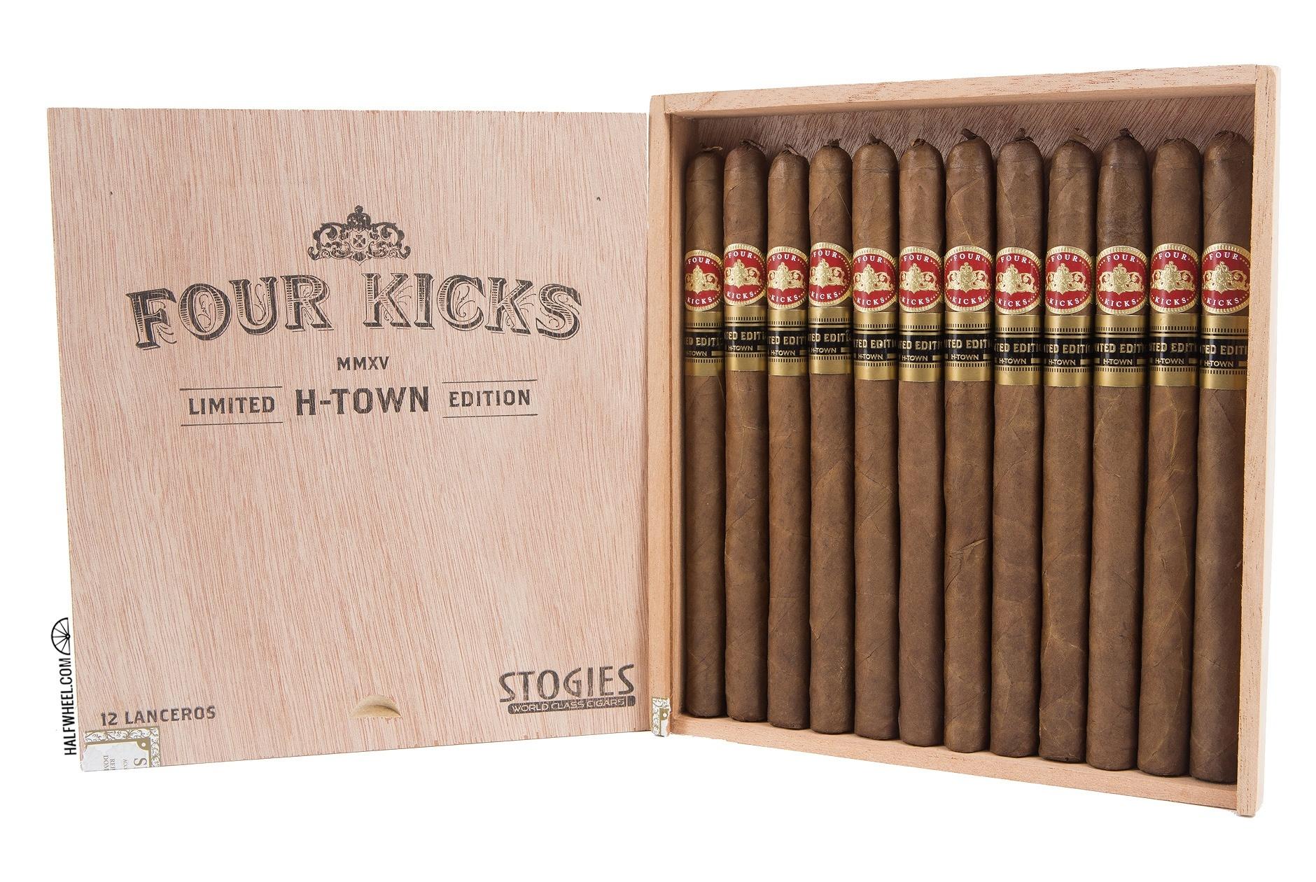 Four Kicks H-Town Lancero Box 2