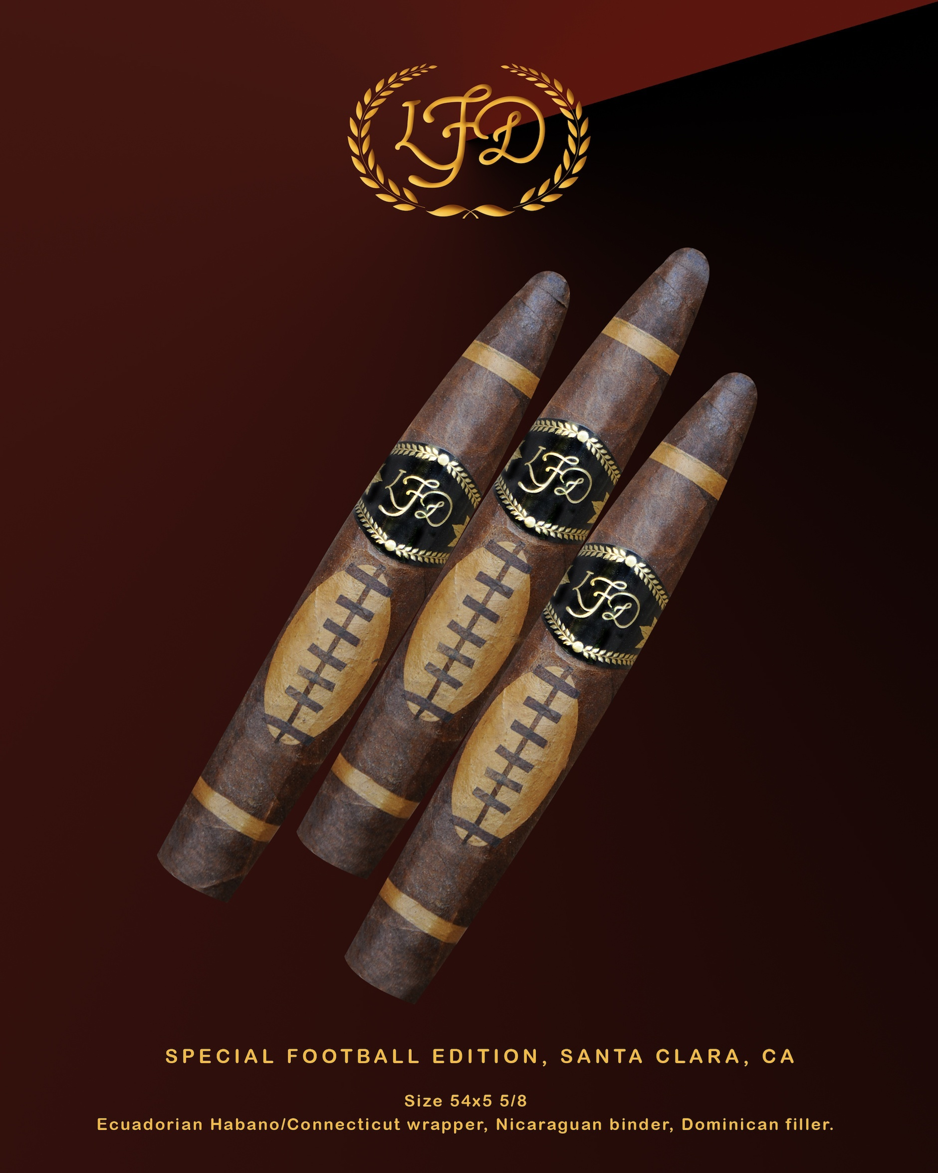 La Flor Dominicana Football Special Edition (2015)