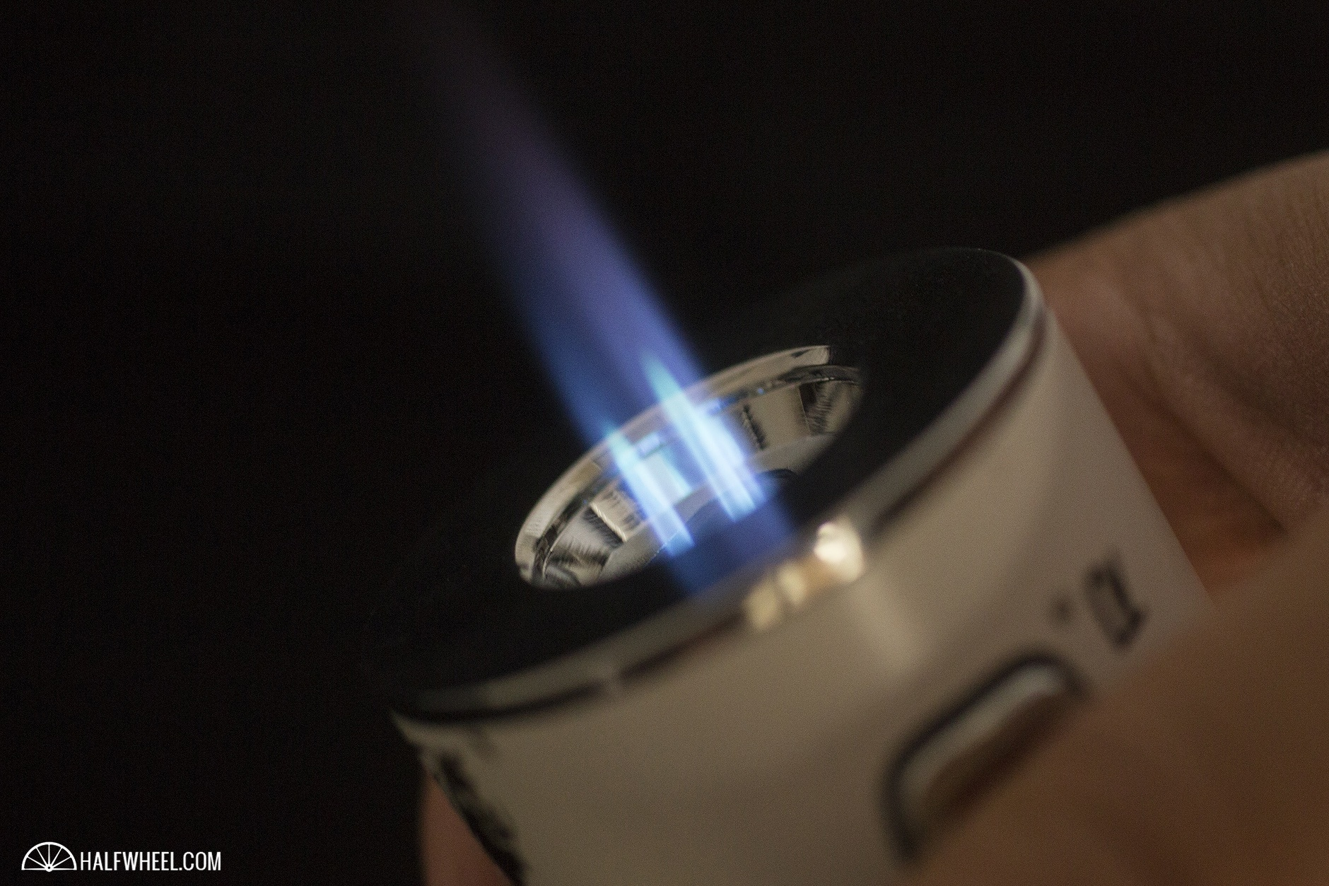 NUb Ignition Lighter flame