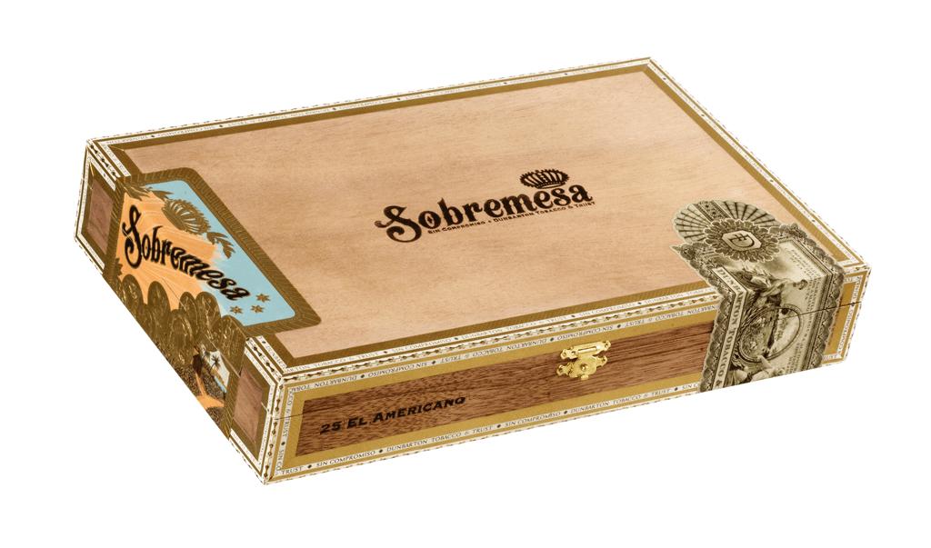 Sobremesa Box 1