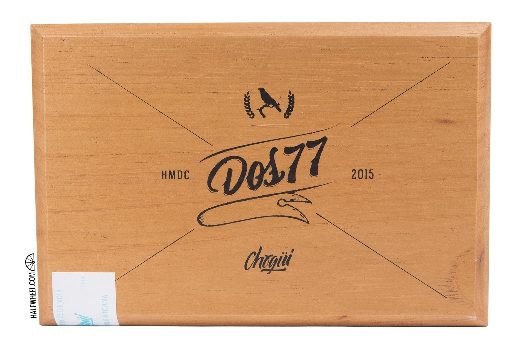 Chogui Dos77 Rogusto Box 1
