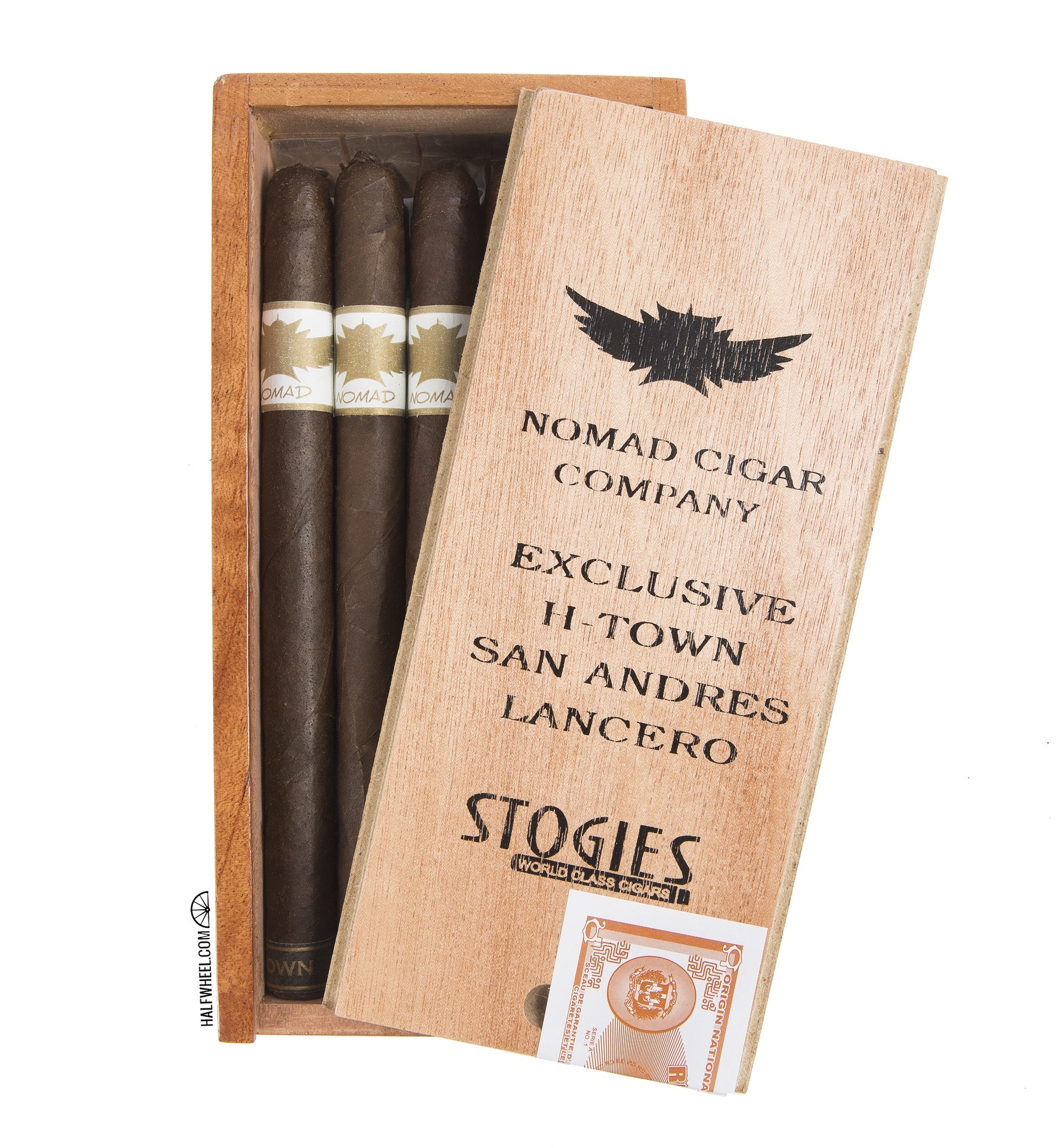 Nomad H-Town San Andres Lancero Box 2