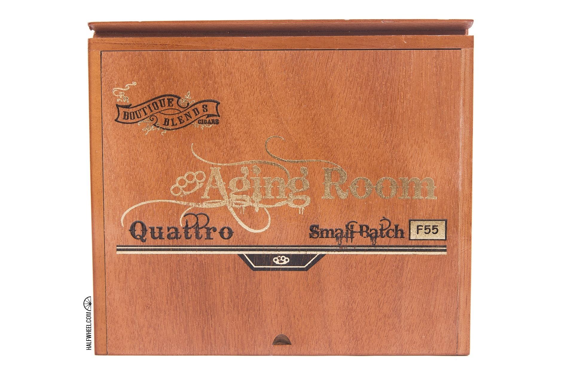 Aging Room Quattro F55 DeSocio Box 1