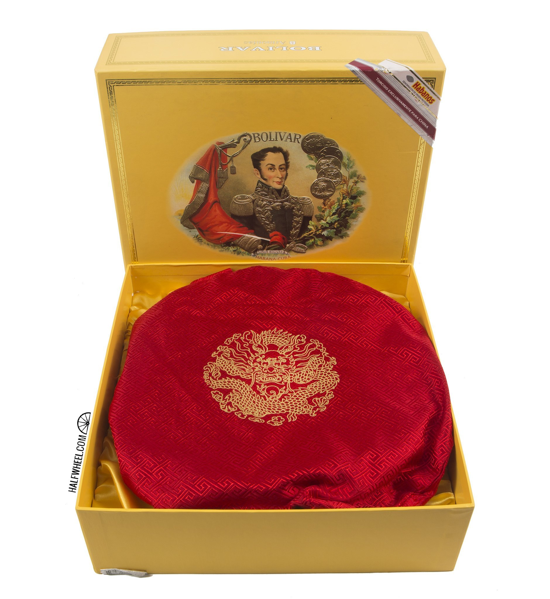 Bolivar Armonia (ER China 2008) Box 2