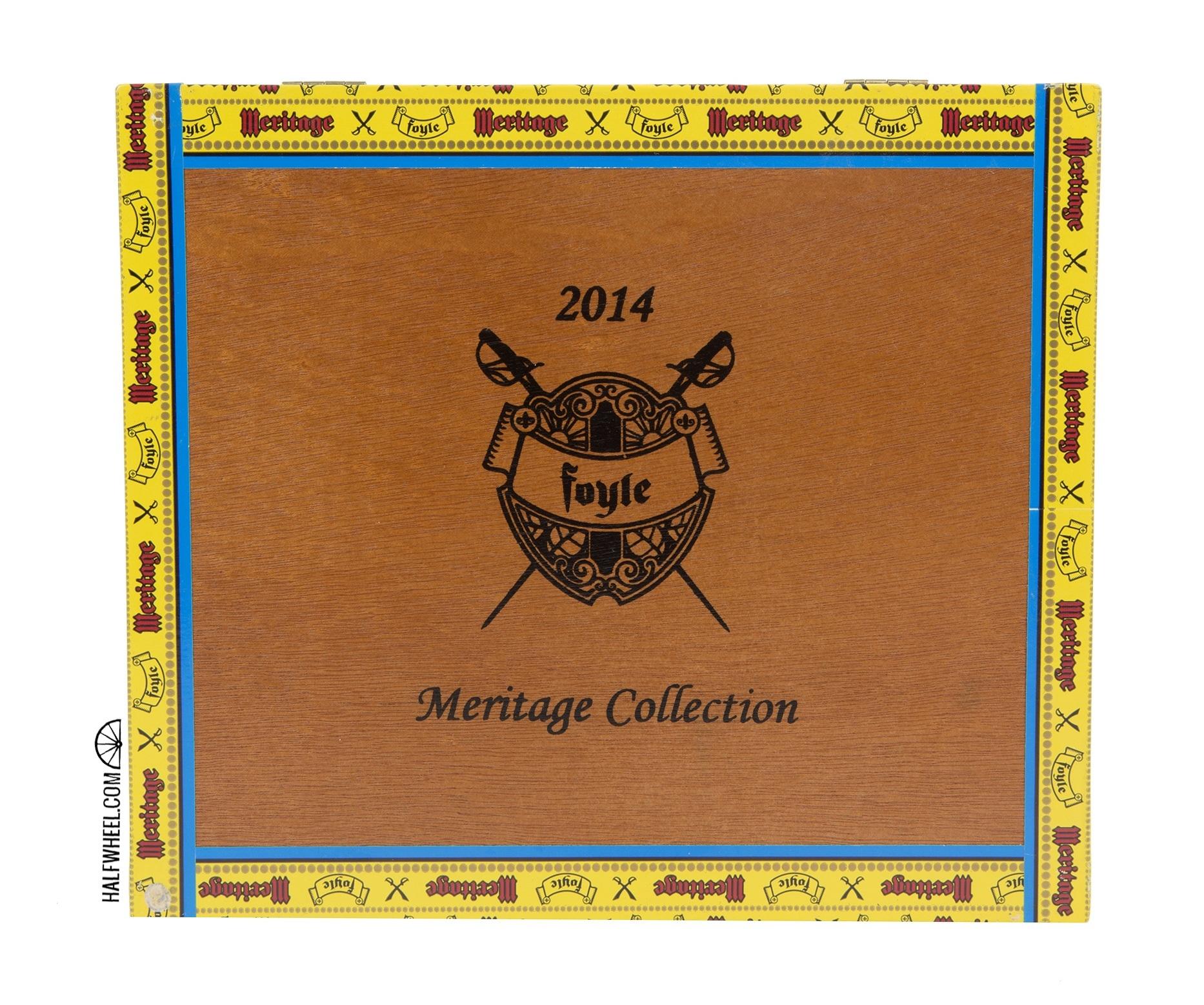 Foyle Meritage Collection Meteor Hammer Barberpole Box 1