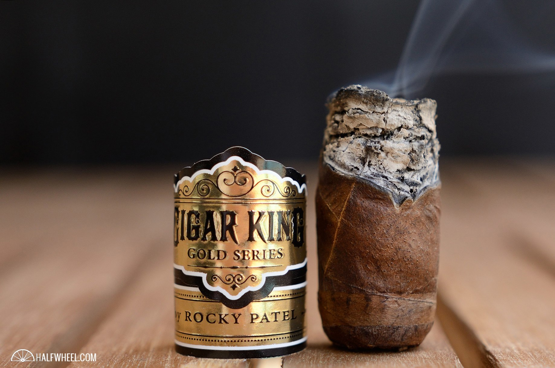 Cigar King Gold Series II by Rocky Patel 4