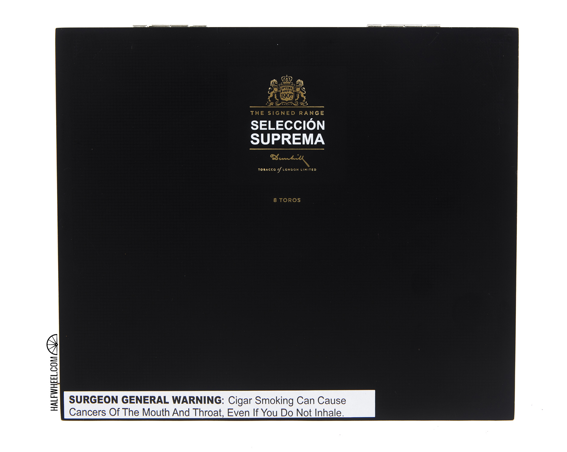 Dunhill Signed Range Seleccion Suprema Box 1