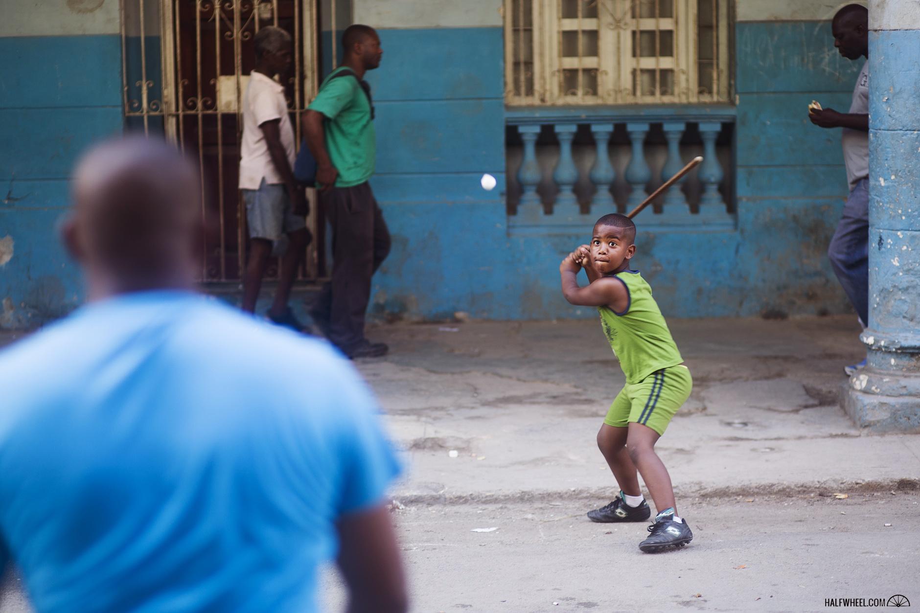 Streets of Havana Baseball