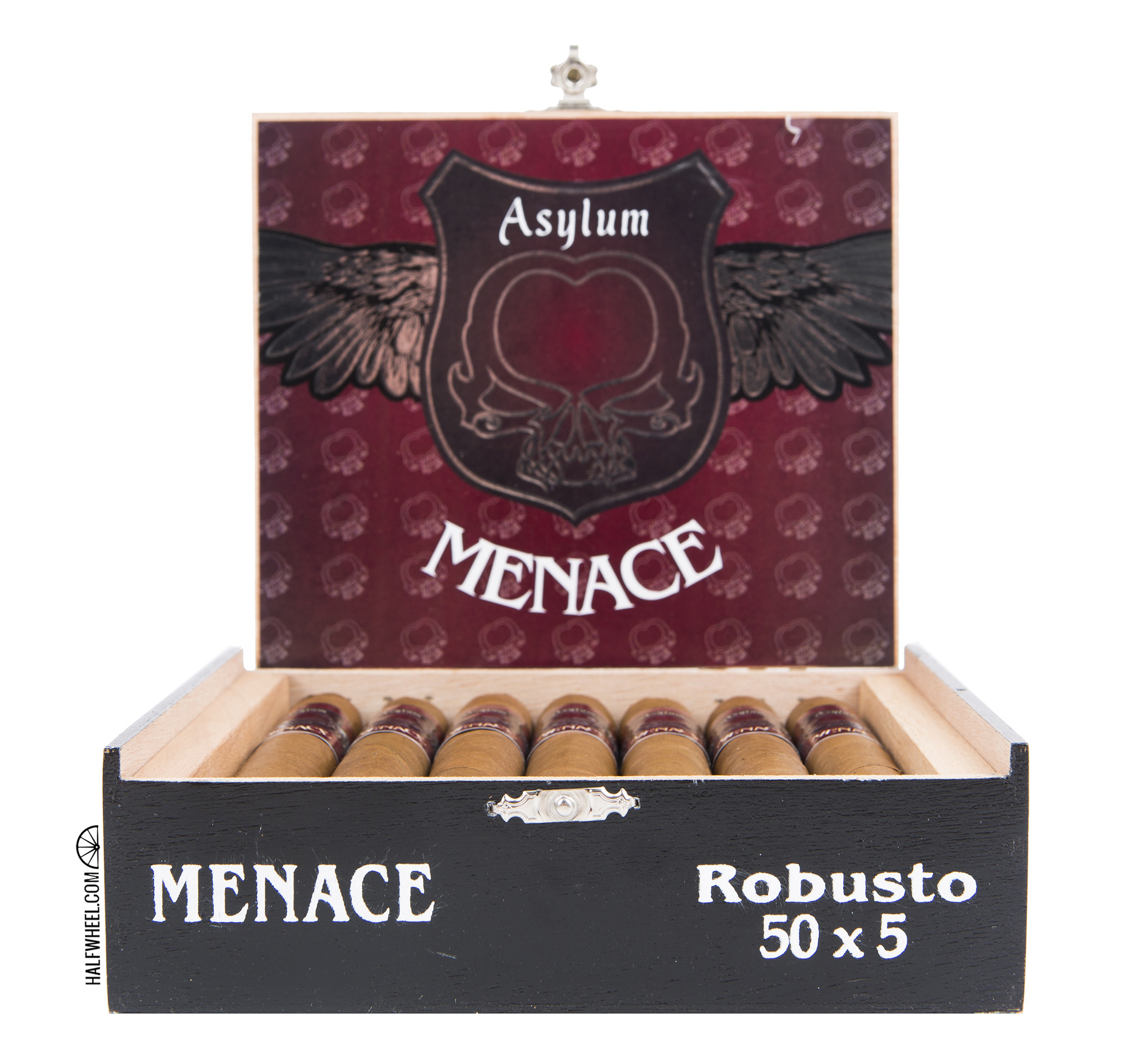 Asylum Menace Open Box 2