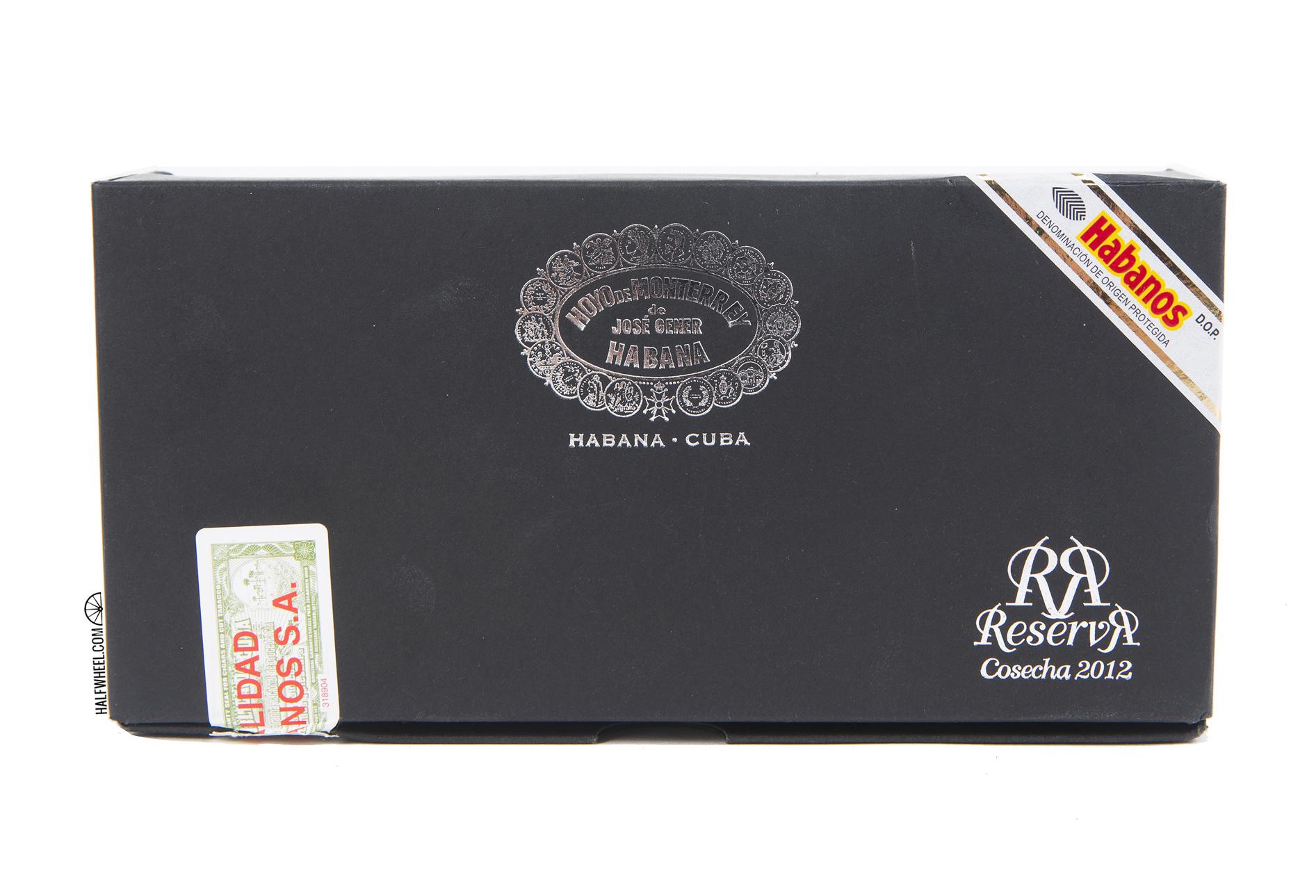 Hoyo de Monterrey Epicure No.2 Reserva Cosecha 2012 Box 2
