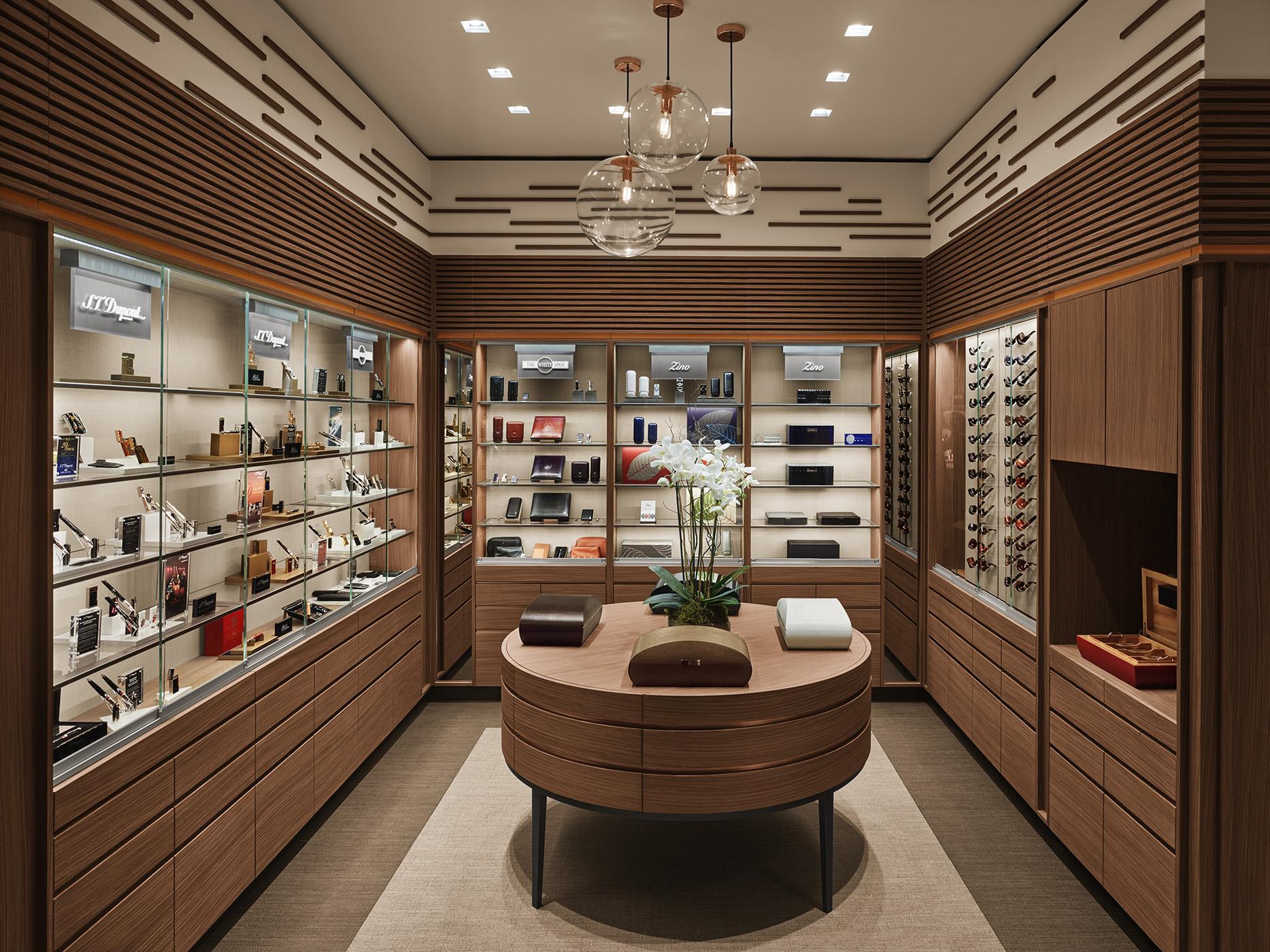 Davidoff Opens Houston Store - halfwheel