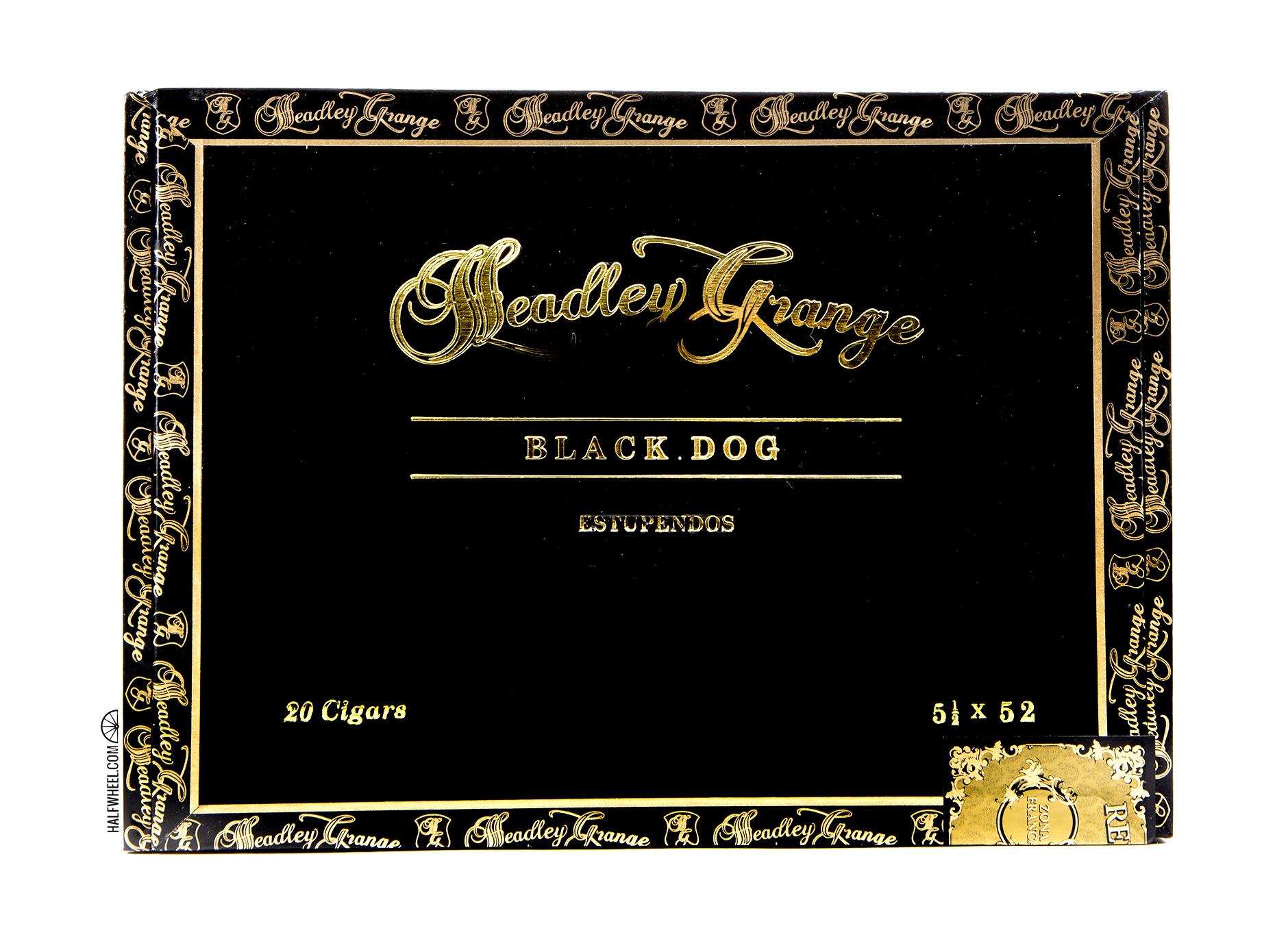 Headley Grange Black Dog Dobles Box 1