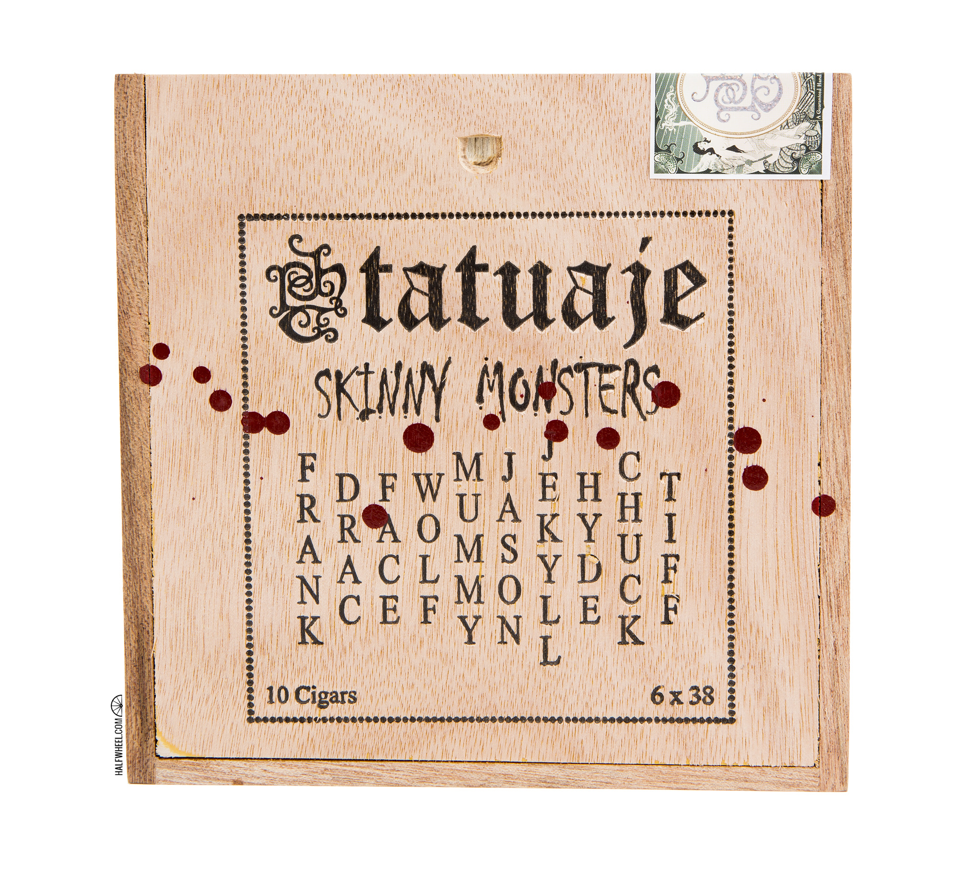 Tatuaje Skinny Monsters Box 1