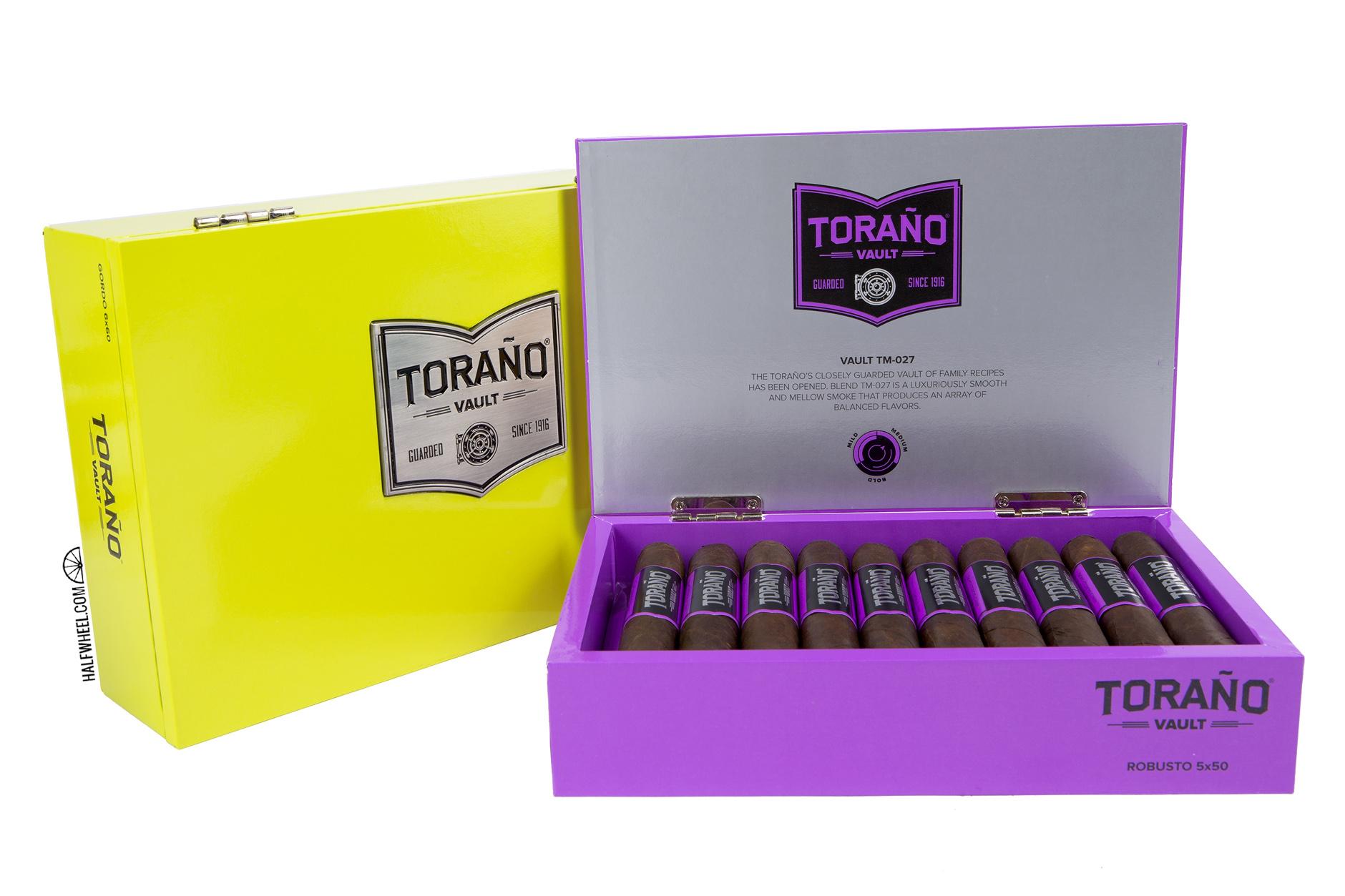Torano Vault P-044 & Vault TM-027 boxes