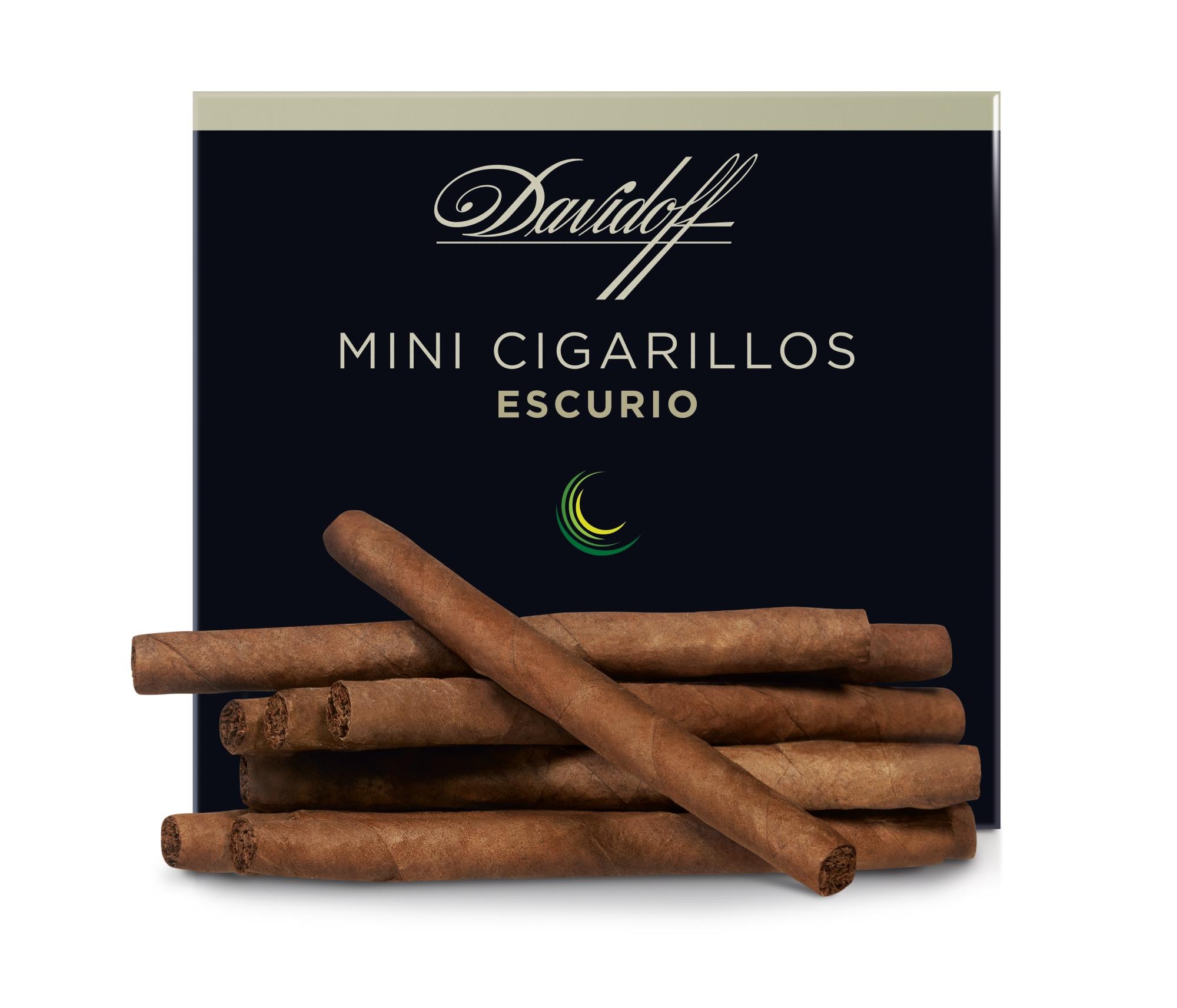 Davidoff Escurio Mini Cigarillos