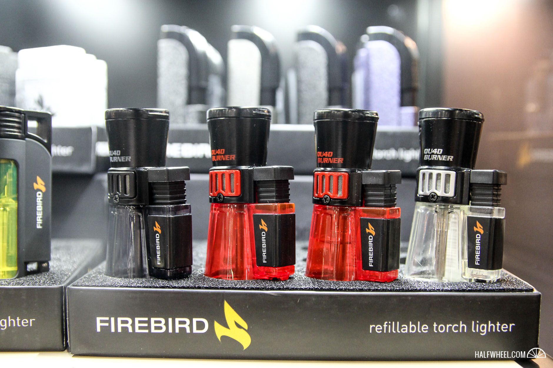 Colibri Firebird Quad IPCPR 2016