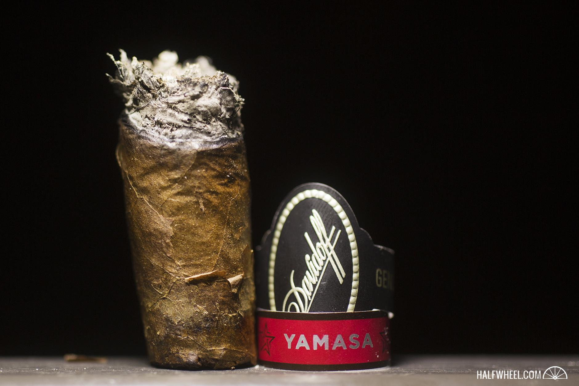 Davidoff Yamasa Piramides 4