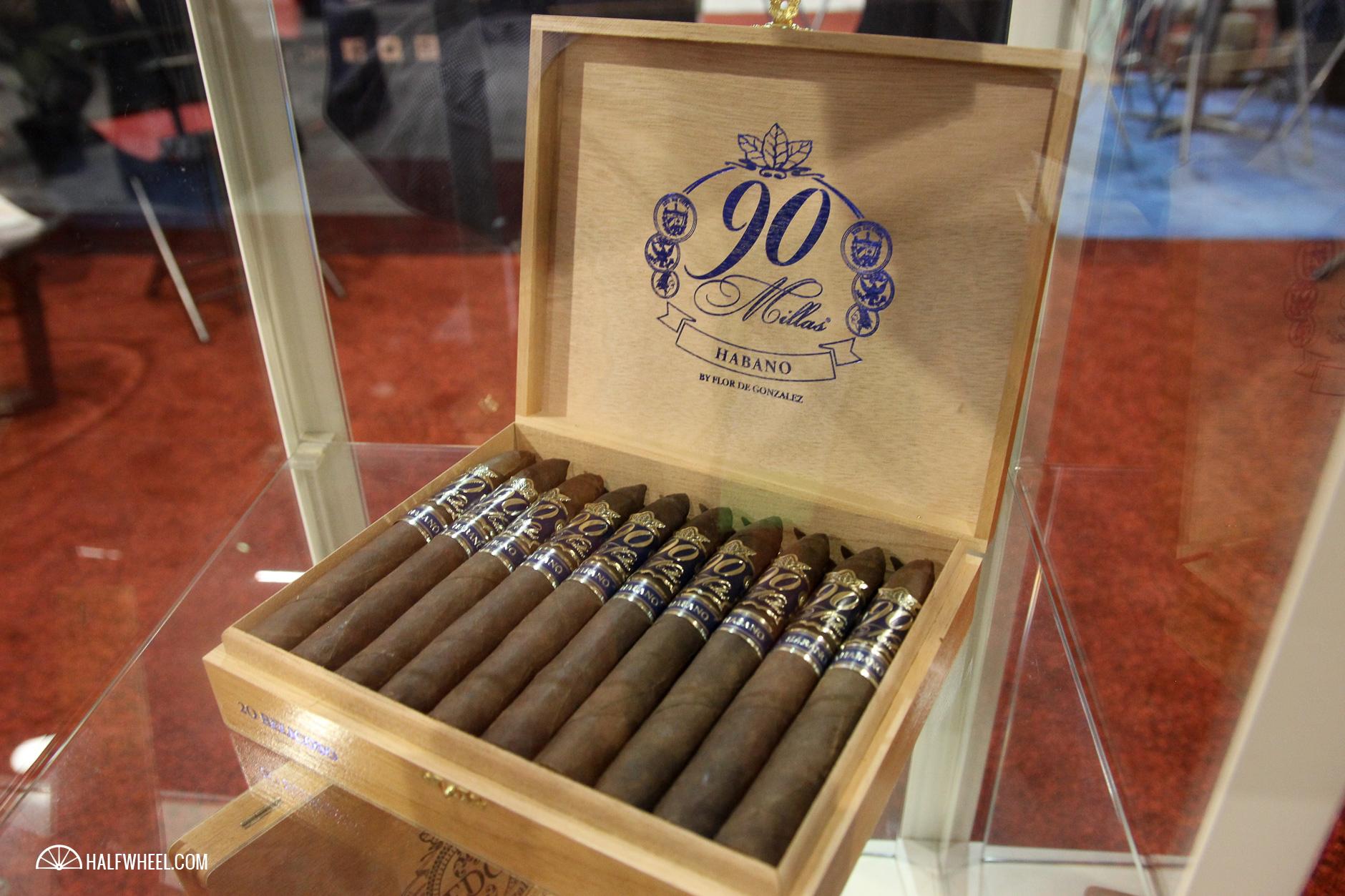 FDG Cigars 90 Millas Habano IPCPR 2016