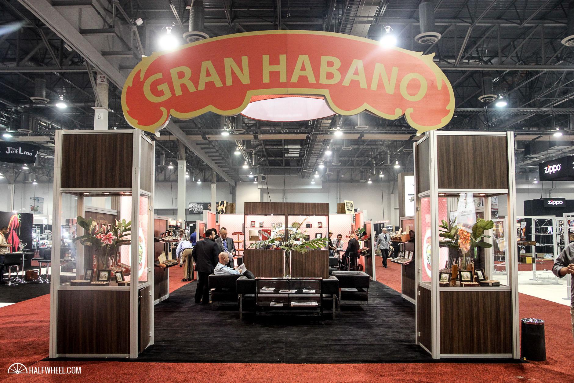 Gran Habano Booth IPCPR 2016