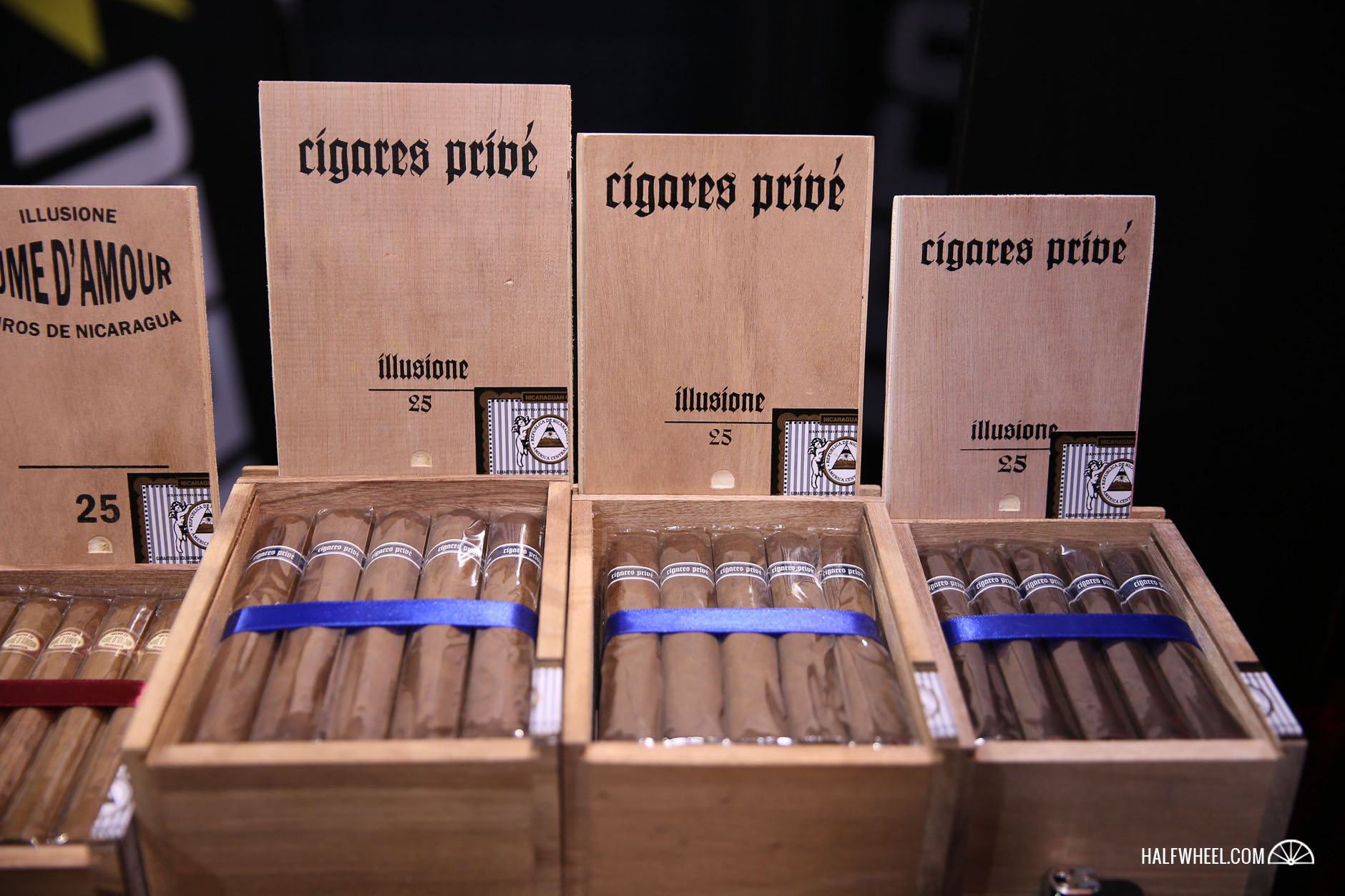 Illusione Cigars Prive