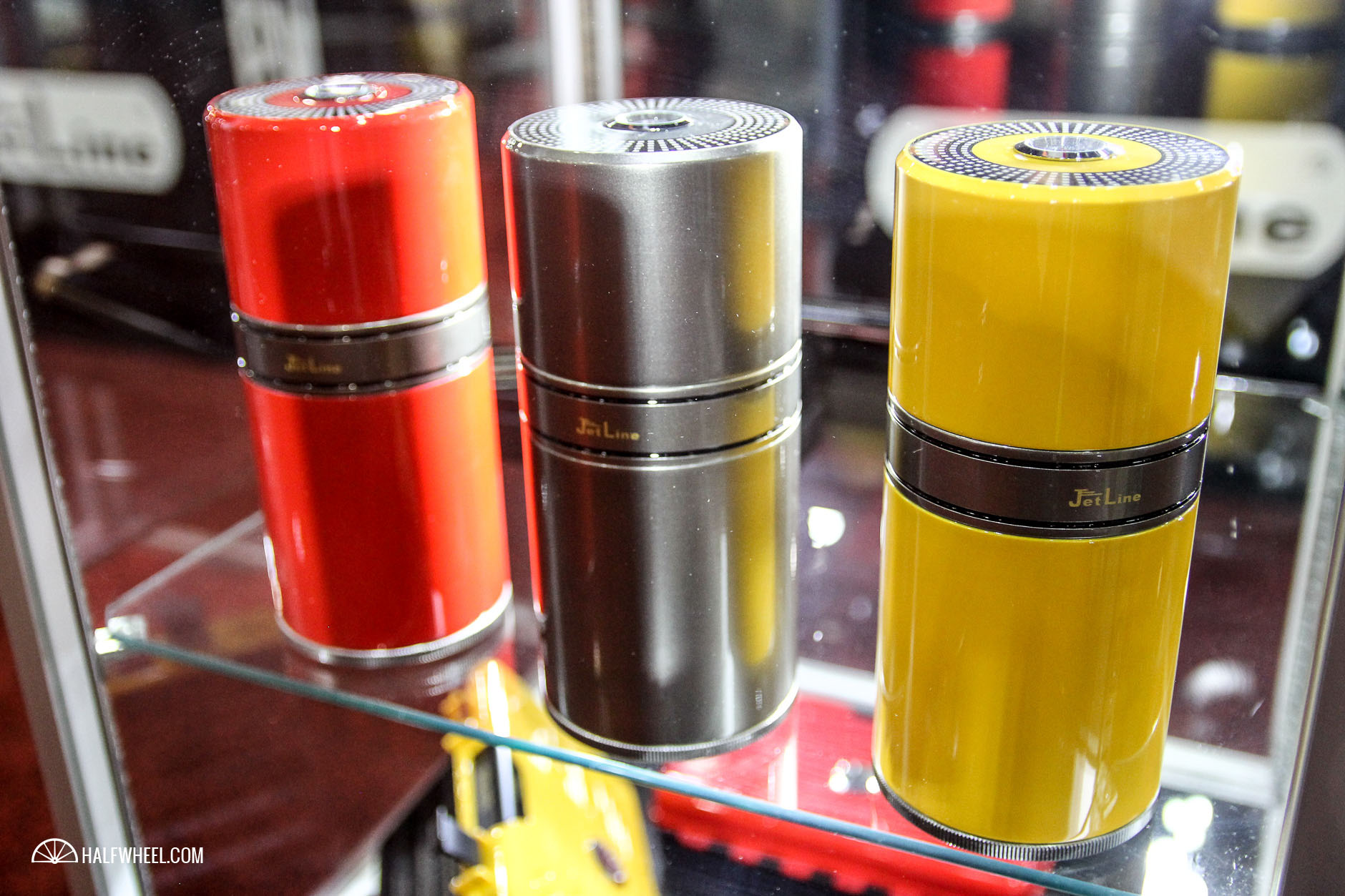 Jetline Argo canister closed IPCPR 2016