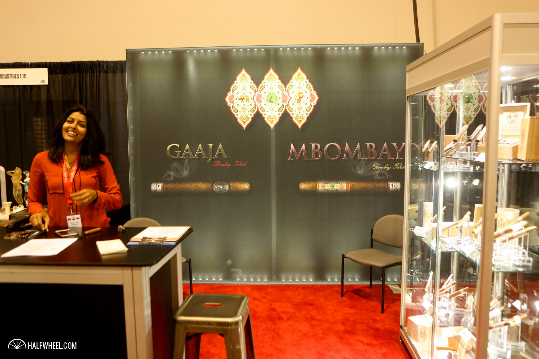 MBombay Booth