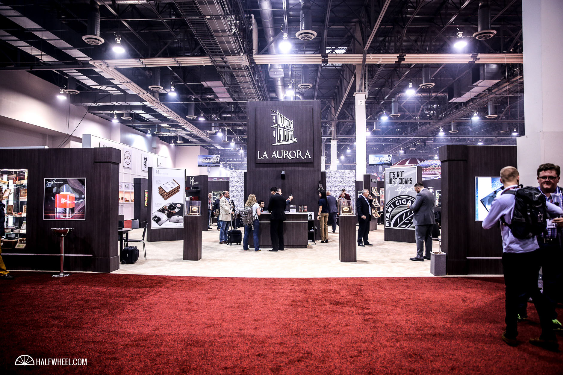 Miami Cigar & Co. Booth IPCPR 2016